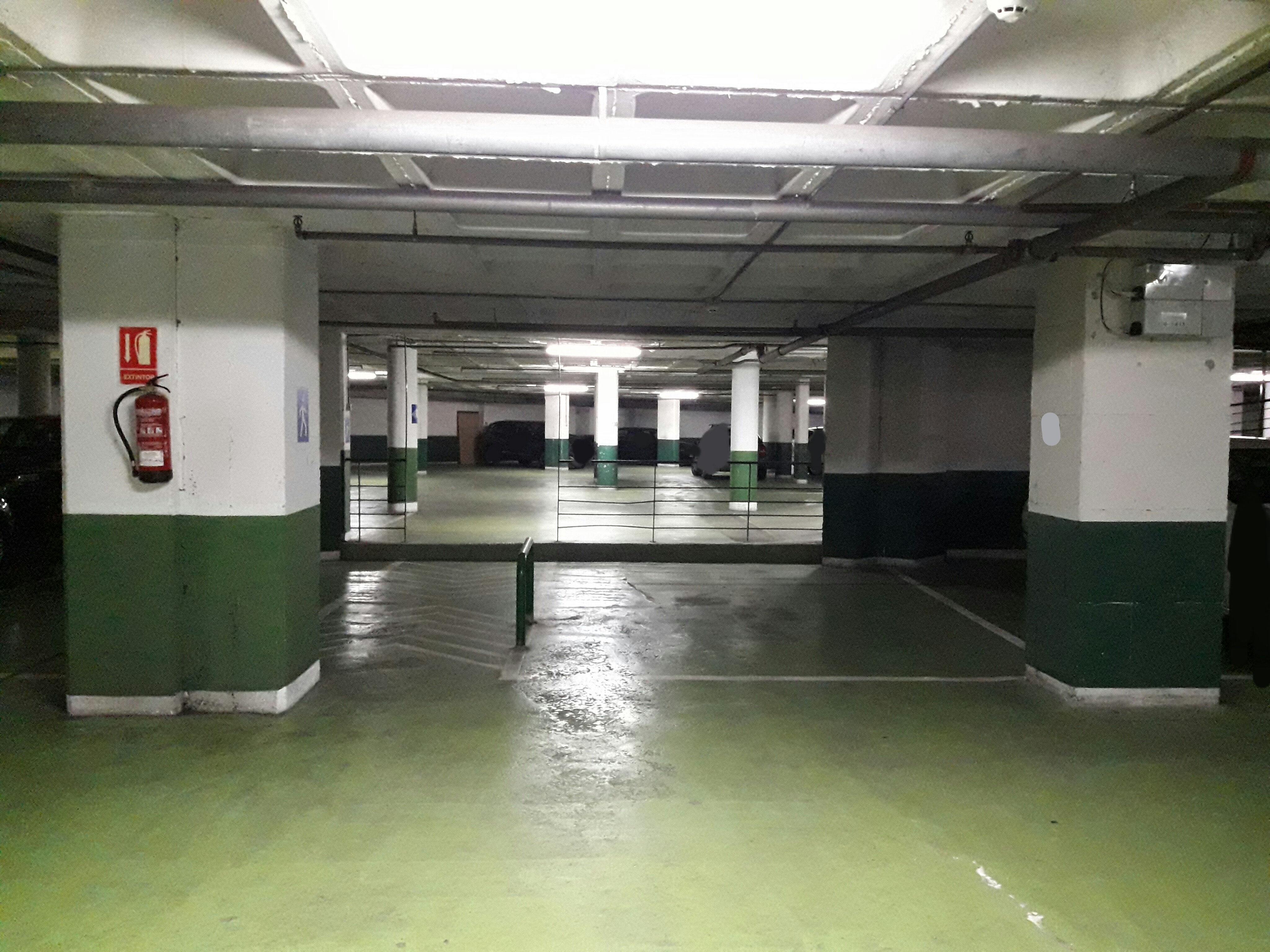 Alquiler plazas de aparcamiento privado en los distintos for Alquiler de aparcamiento