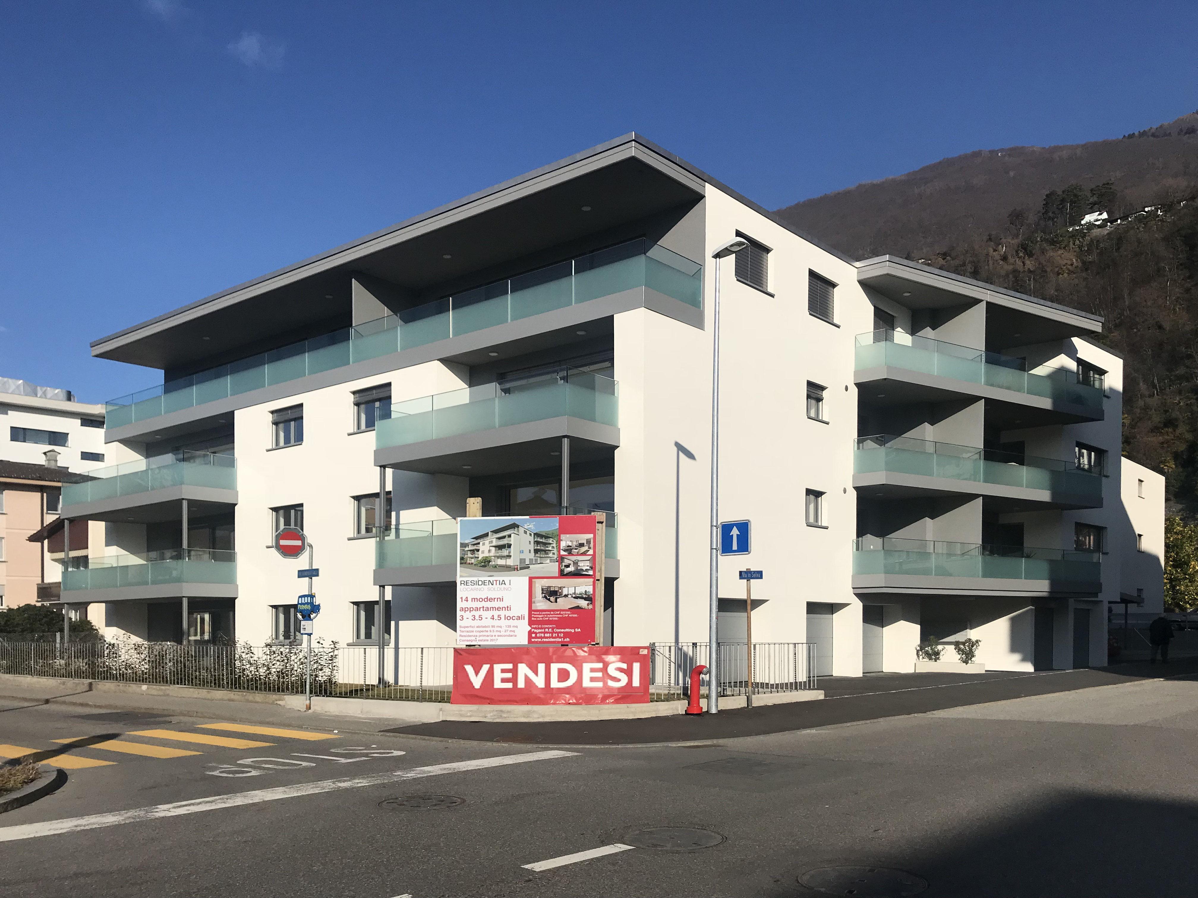RESIDENTIA I - Locarno Solduno - Residentia I
