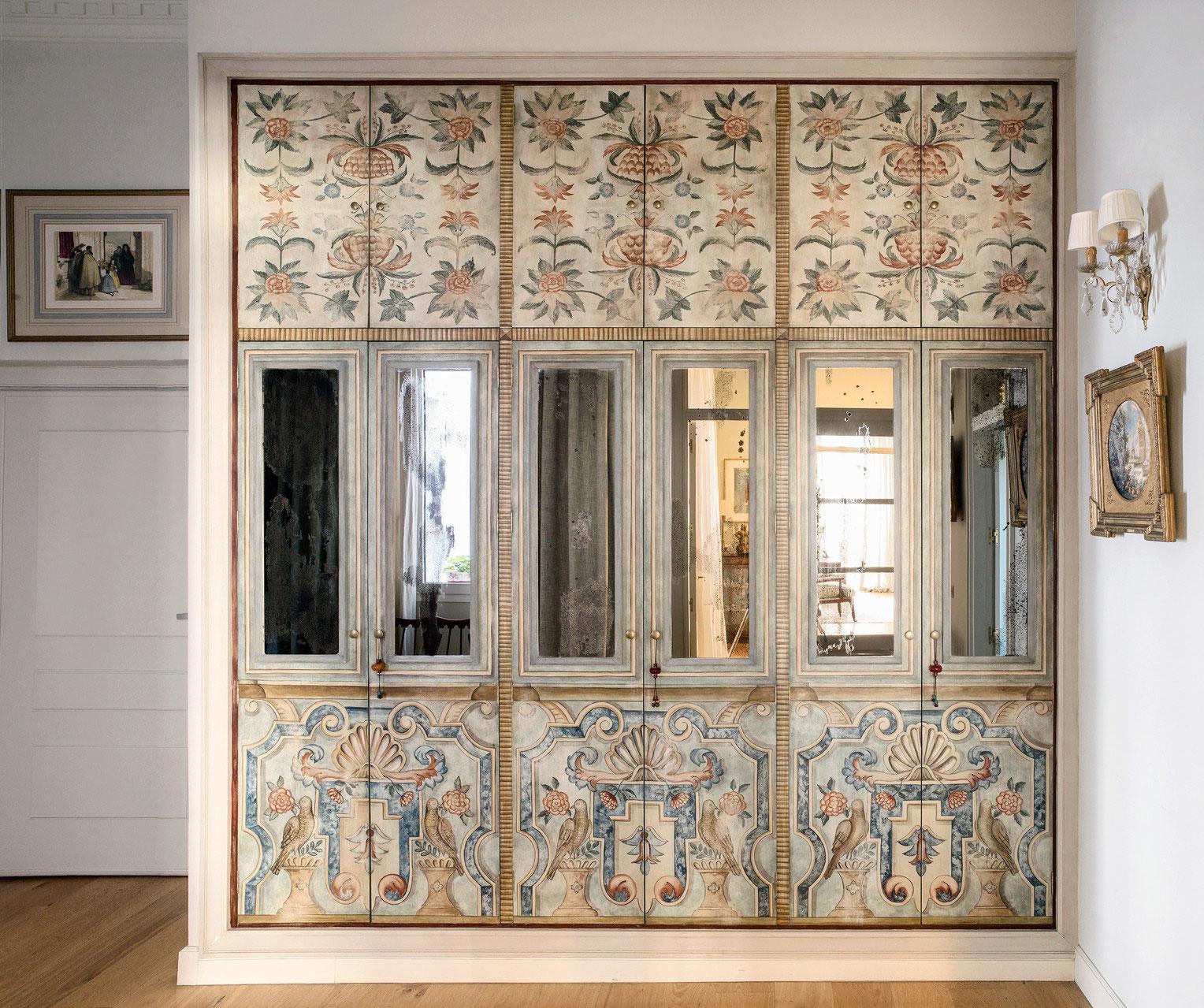 Muebles Diseño Sevilla : Pintura decorativa la coloreria svq