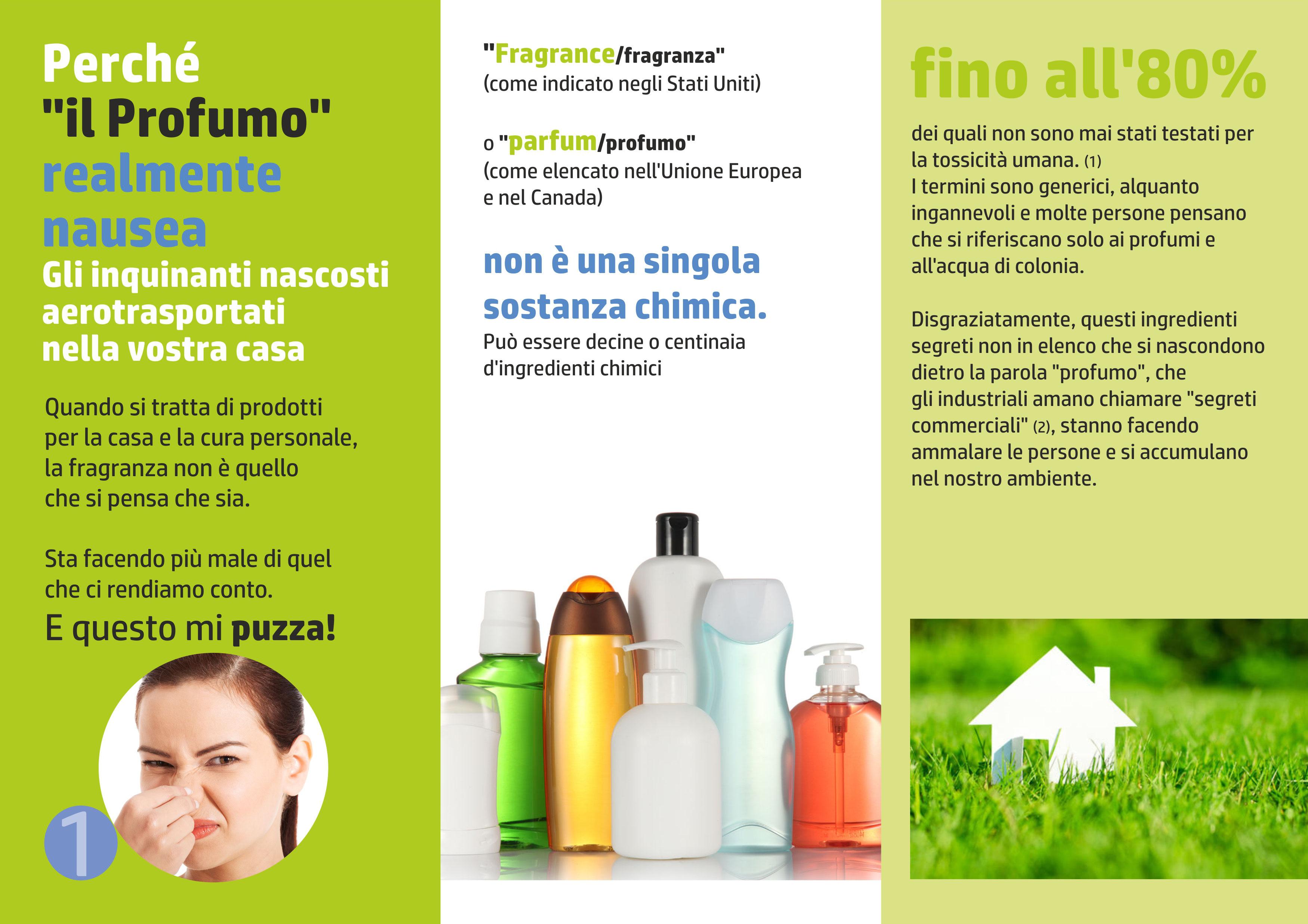 Fragrance Free Benvenuti Su Oltre La Mcs