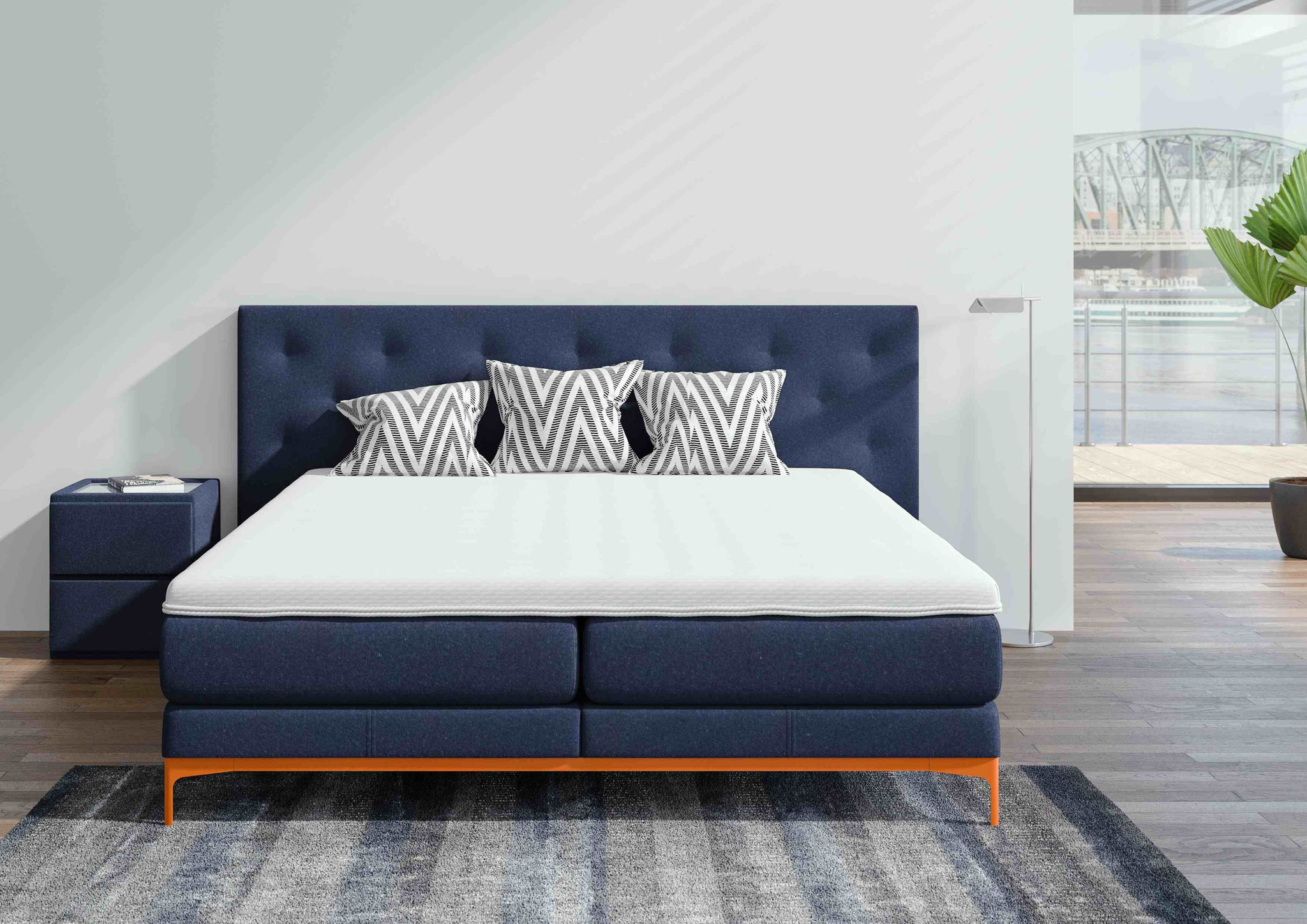bett matratzen tempur boxspring bettenwelt le monde du lit matratzen bettwaren br gg bei. Black Bedroom Furniture Sets. Home Design Ideas