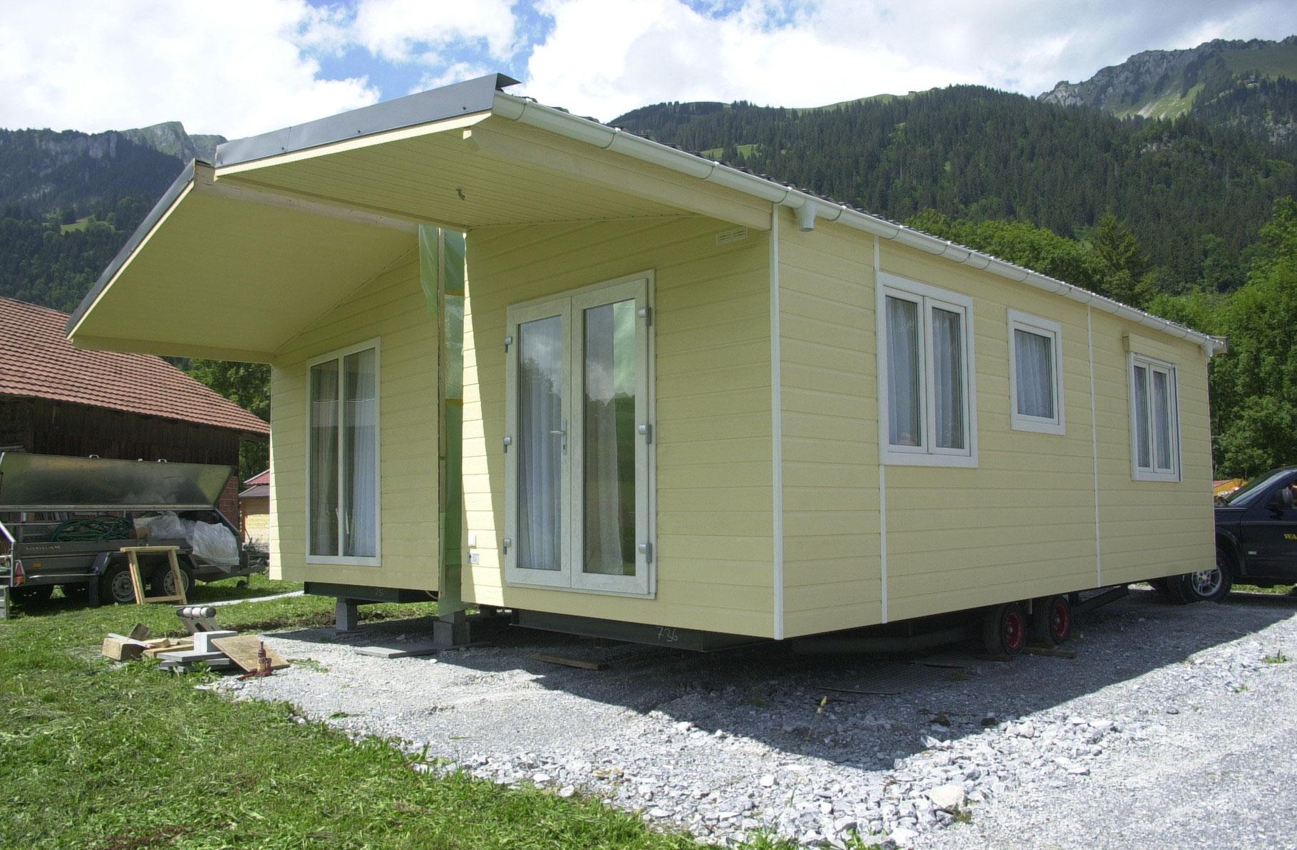 mobilheim kaufen vinelz mobilheim am neuenburgersee zu. Black Bedroom Furniture Sets. Home Design Ideas