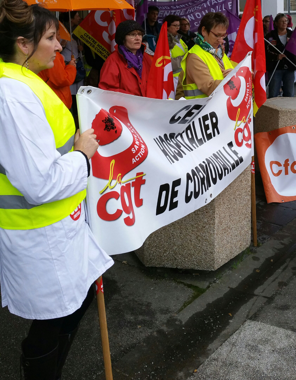 C g t du c h i c quimper concarneau cgt centre - Grille adjoint administratif hospitalier ...