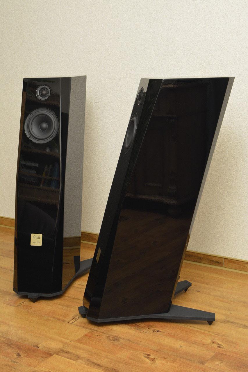 hochwertige exklusive hifi boxen high end lautsprecher. Black Bedroom Furniture Sets. Home Design Ideas