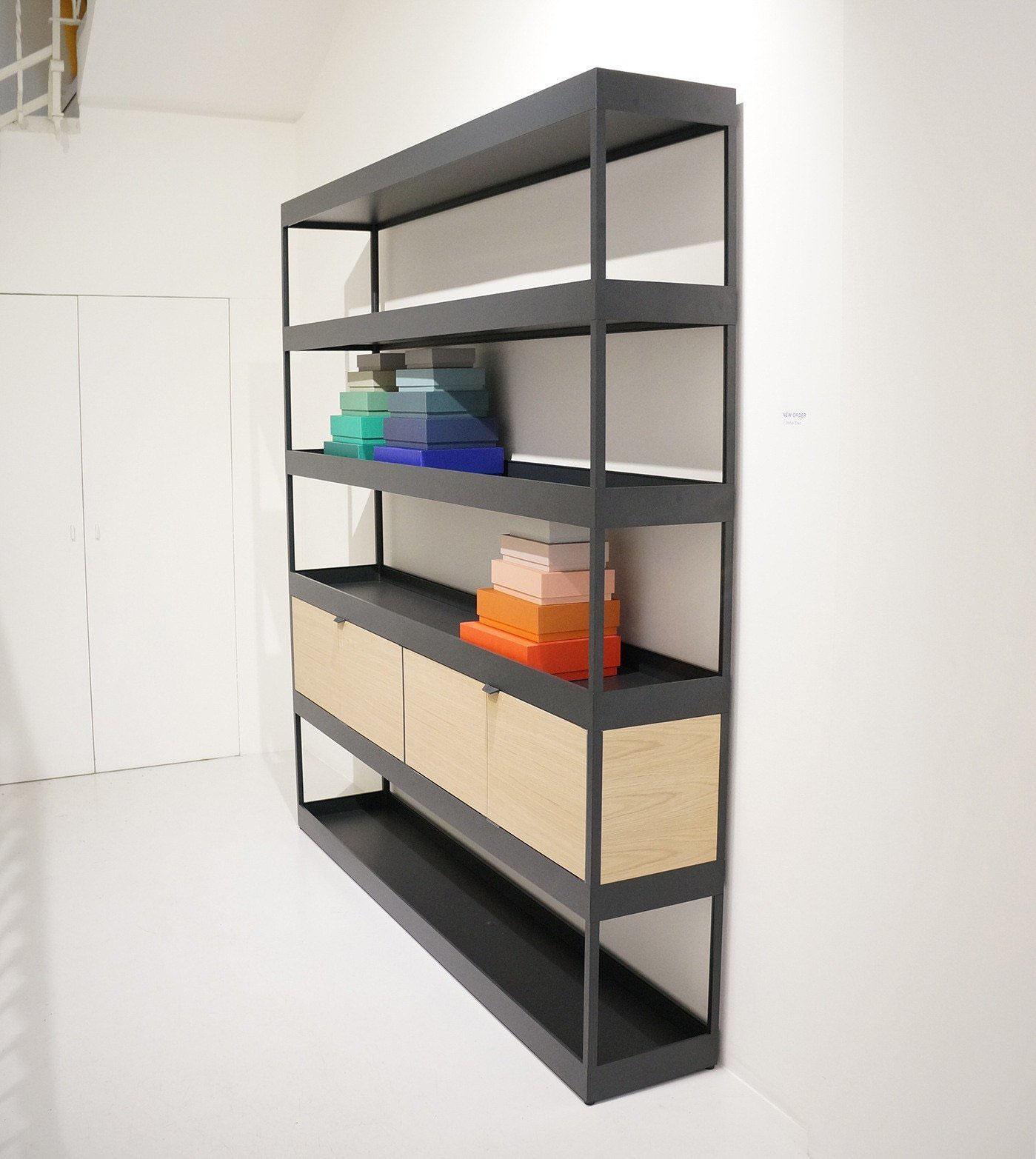 Rangement de bureau - Reed&Simon - Mobilier Design Luxembourg