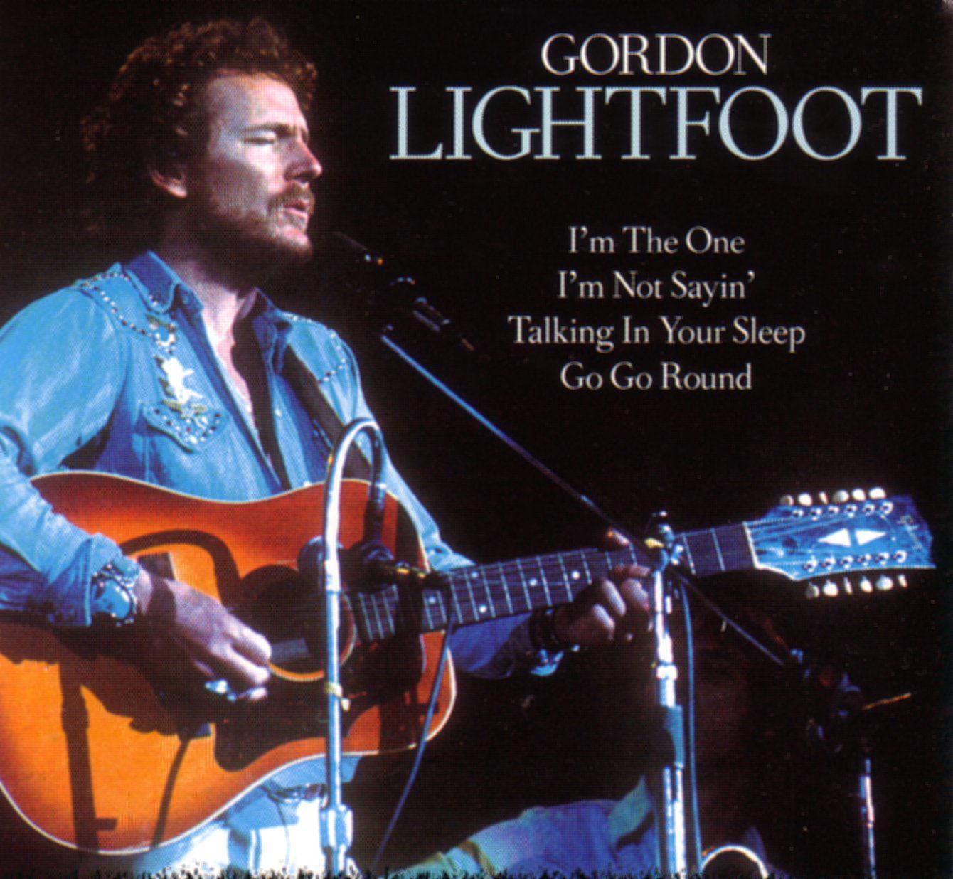 Gordon Lightfood Mypage