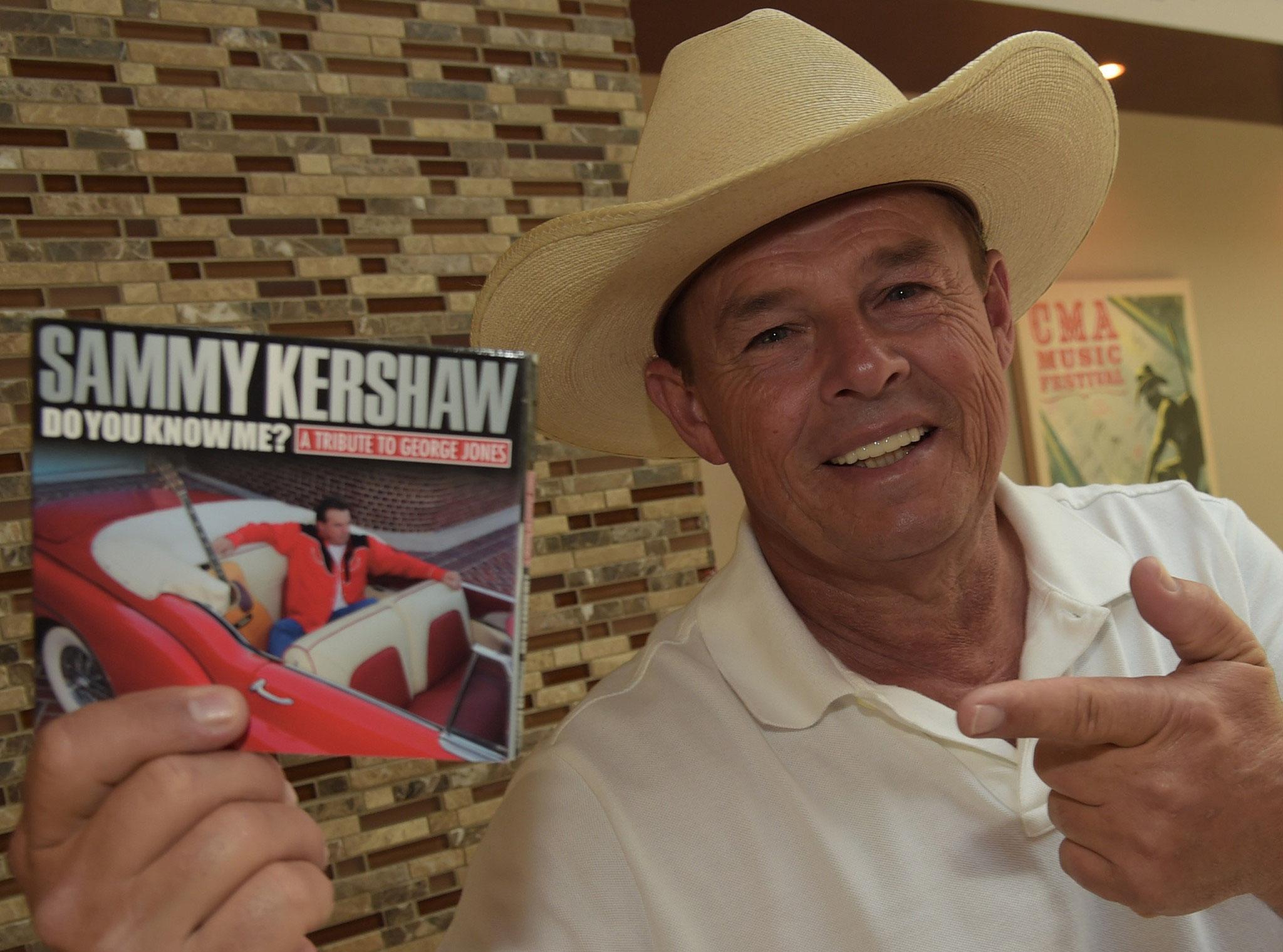 Sammy Kershaw - MyPage.