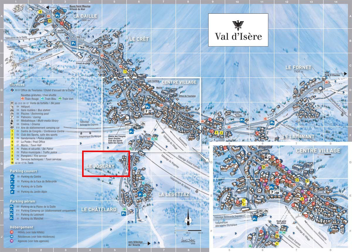 Localisation location site de lecantou valdisere for Site de location