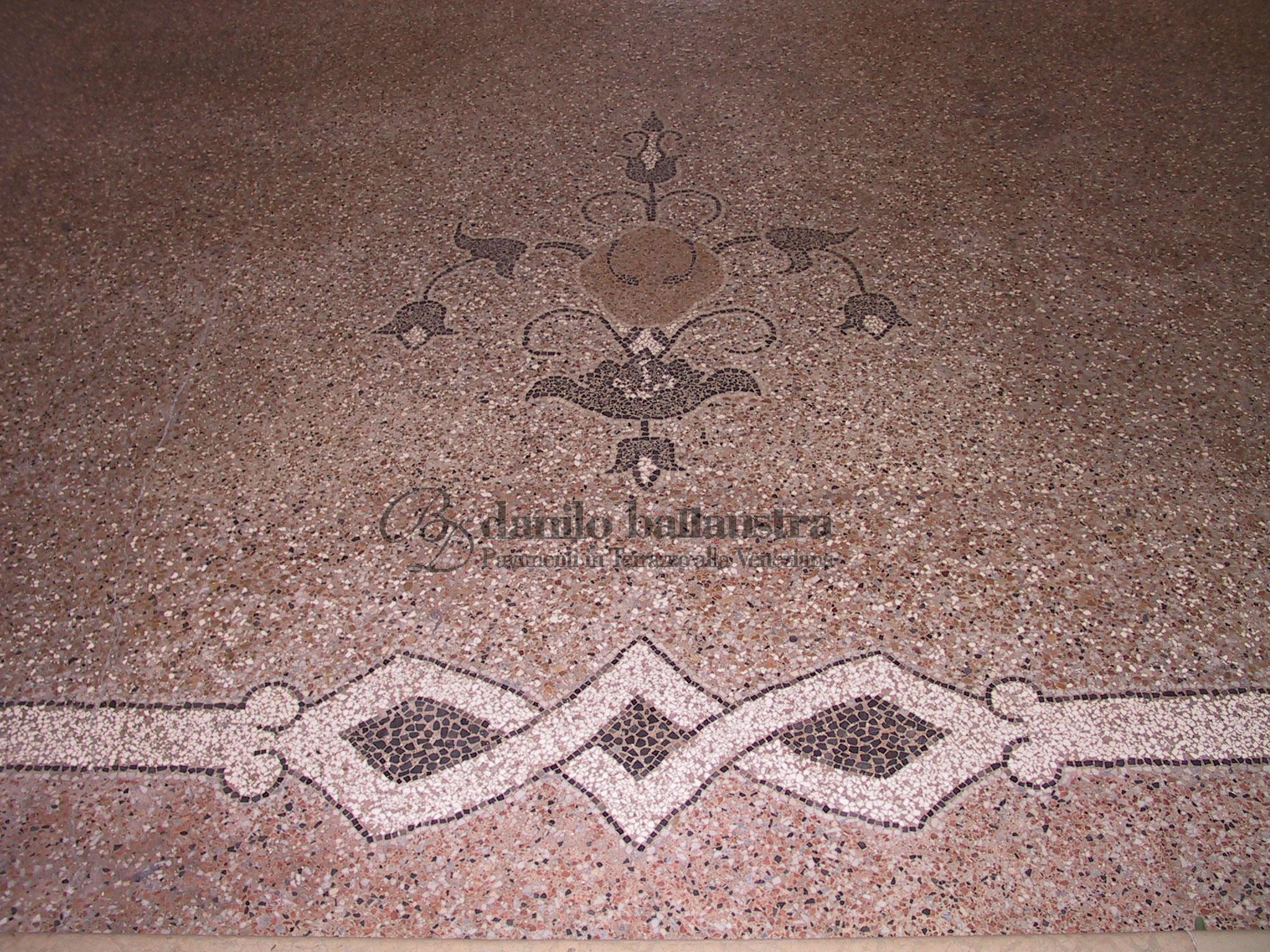 Pavimento In Terrazzo Alla Veneziana history - danilo ballaustra pavimenti terrazzo alla