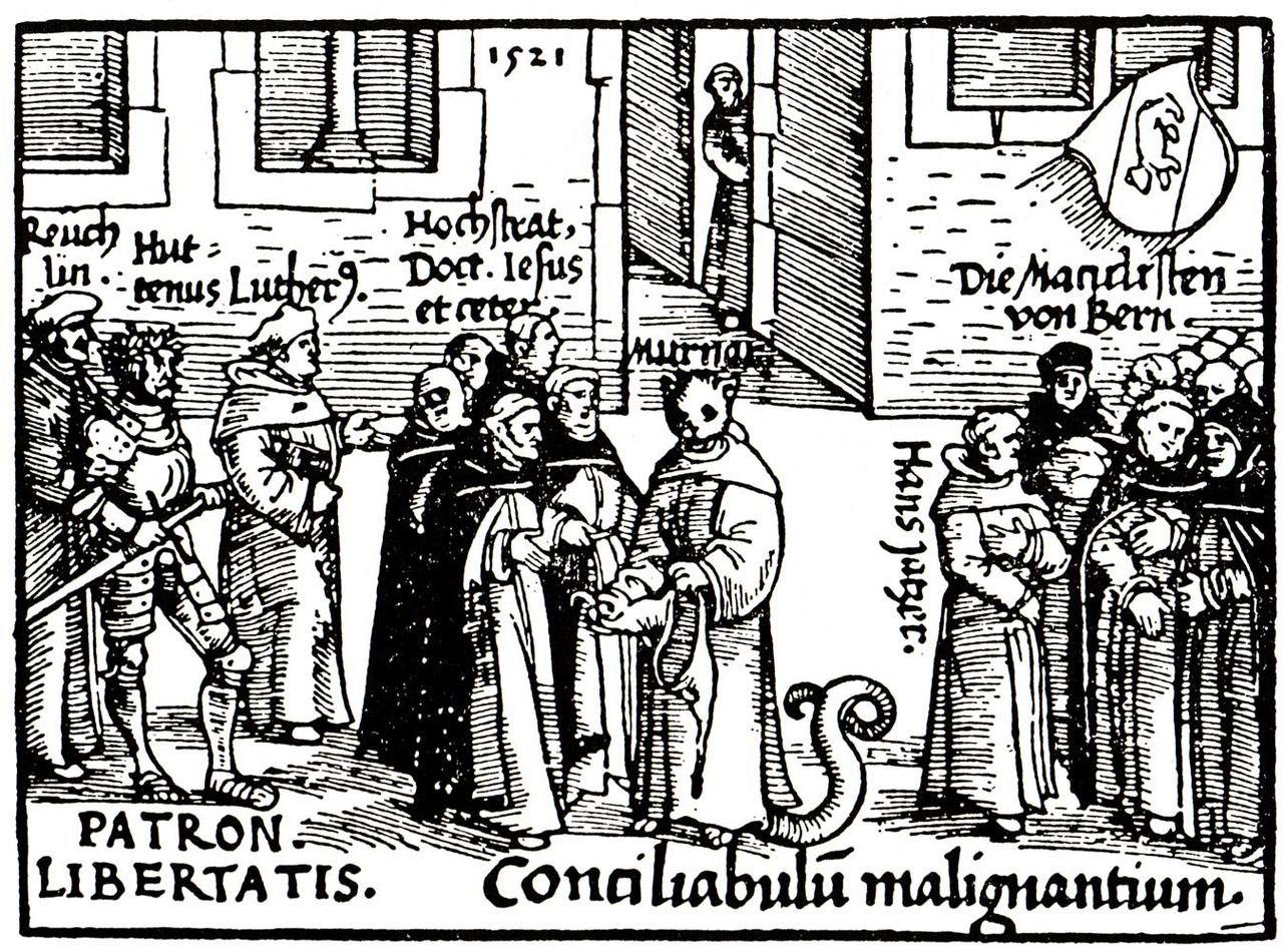Martin Luther Und Die Juden