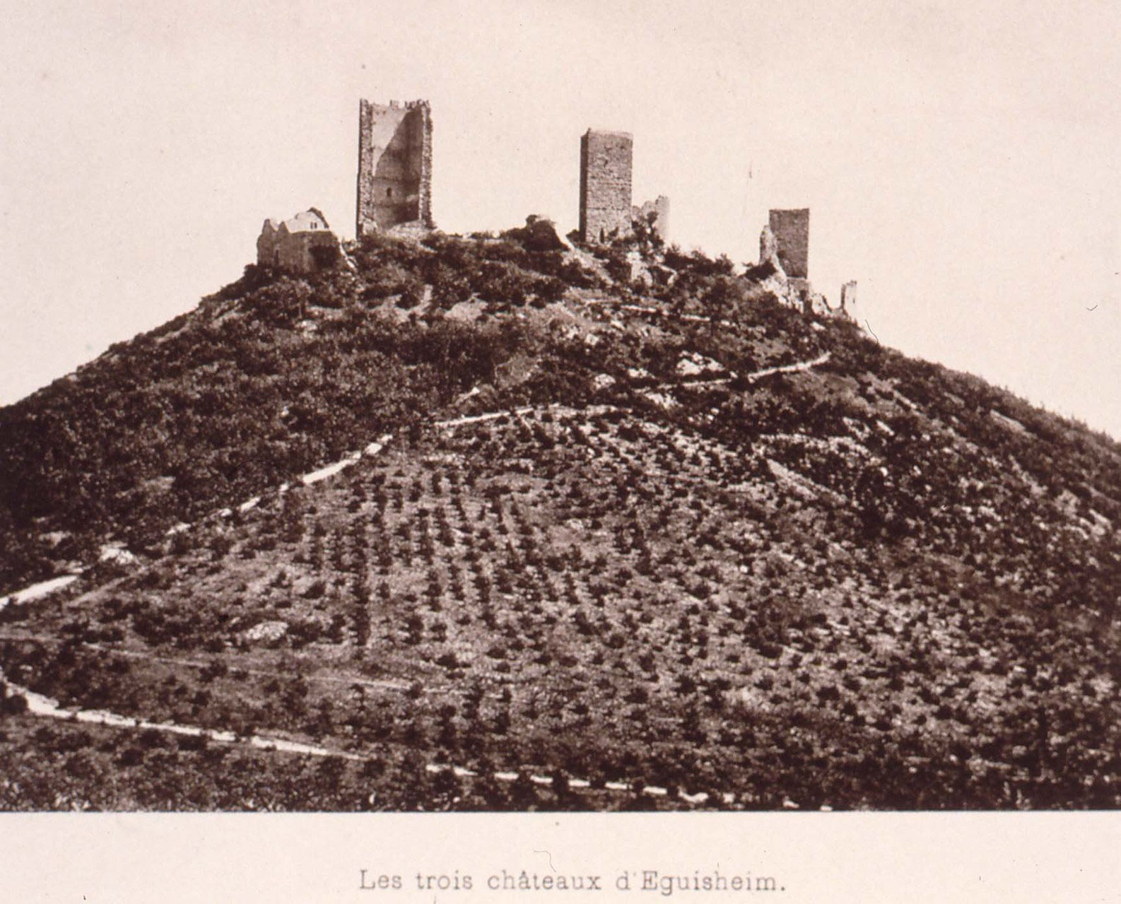 Image result for Trois Châteaux - Eguisheim