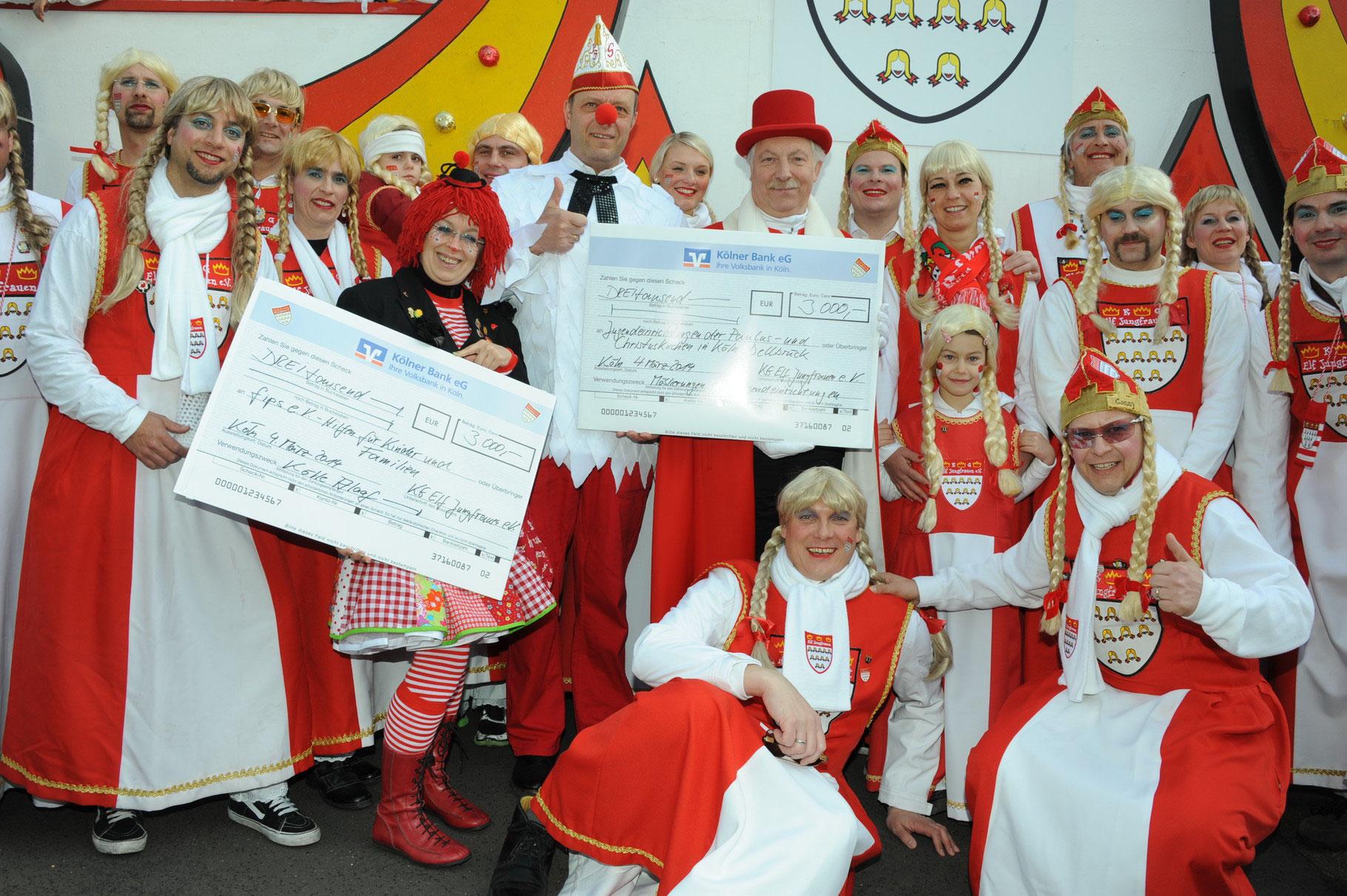 Karnevalsdienstag Köln