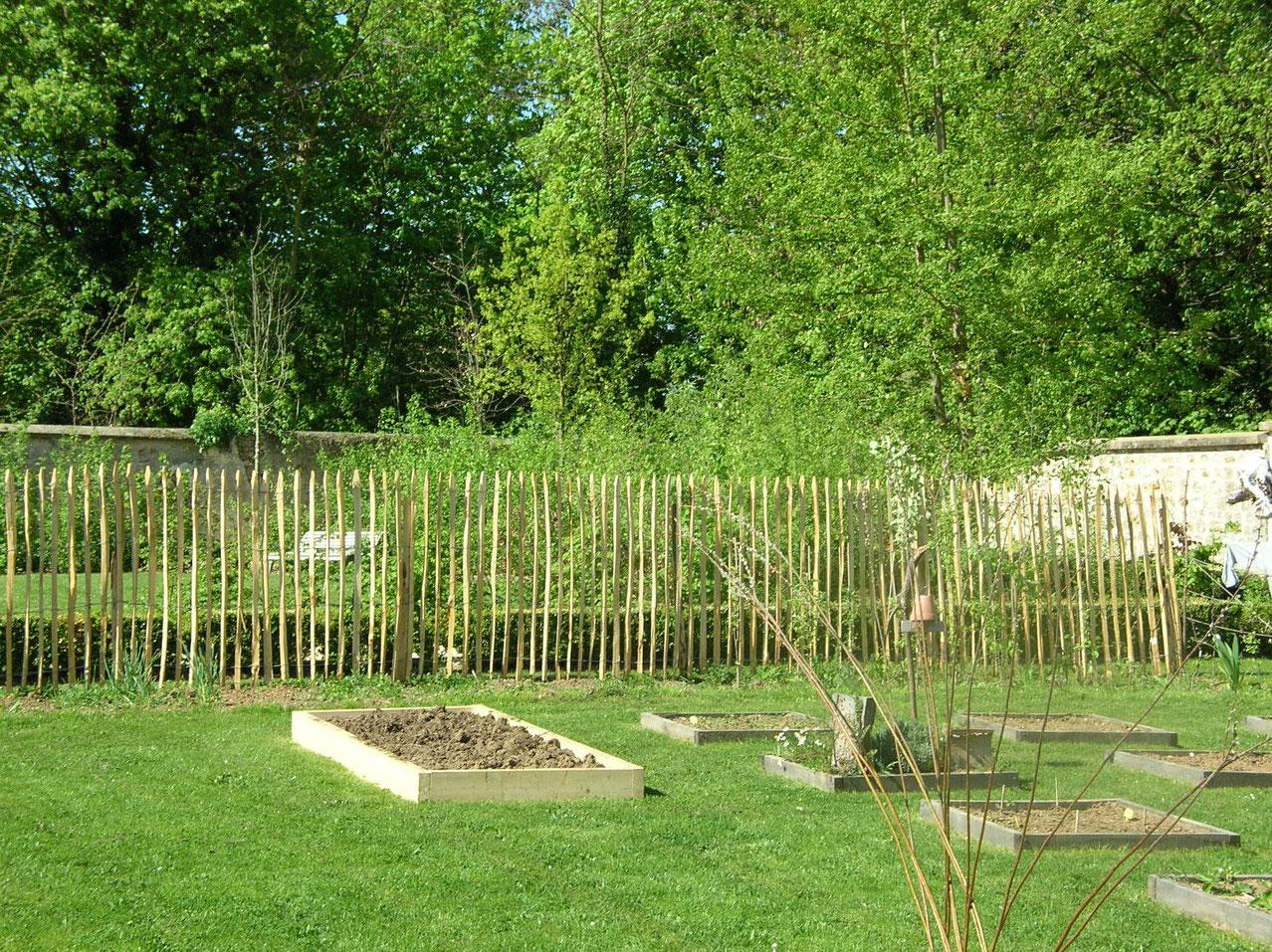 Ganivelle bois castorama - Claustra jardin castorama nancy ...