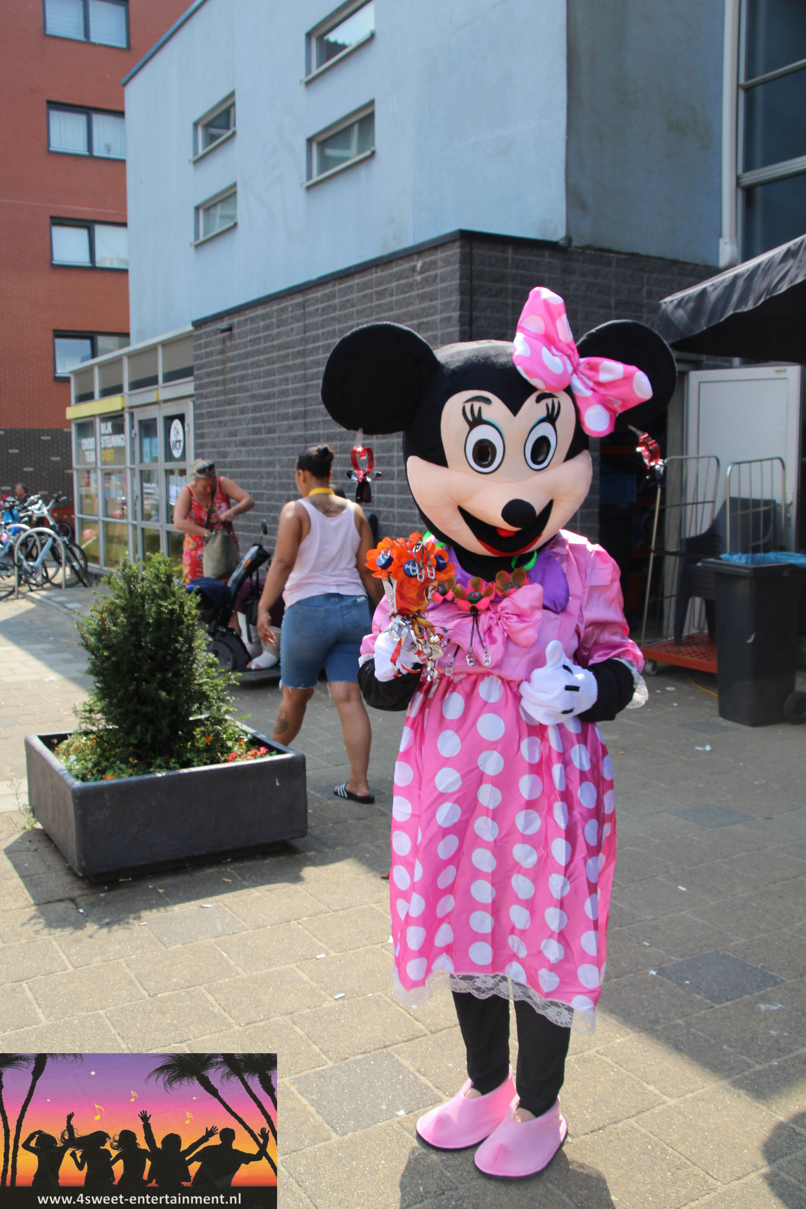 Mickey En Minnie Mouse De Website Van 4sweet Entertainment
