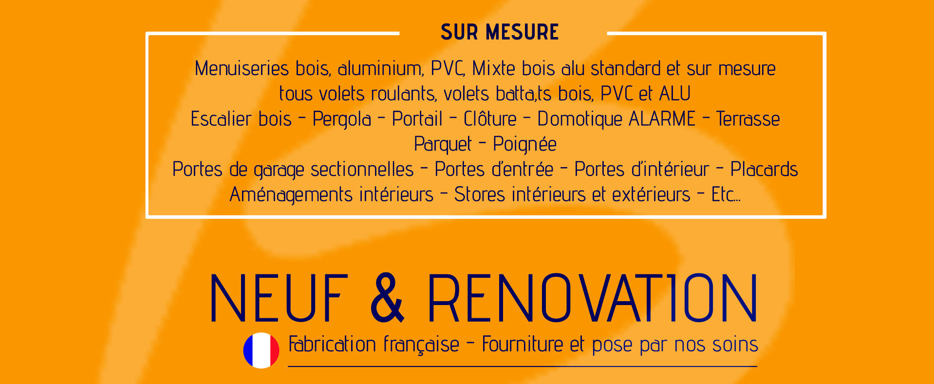 Plan du site menuiseries automatismes et domotique for Porte de garage clermont ferrand
