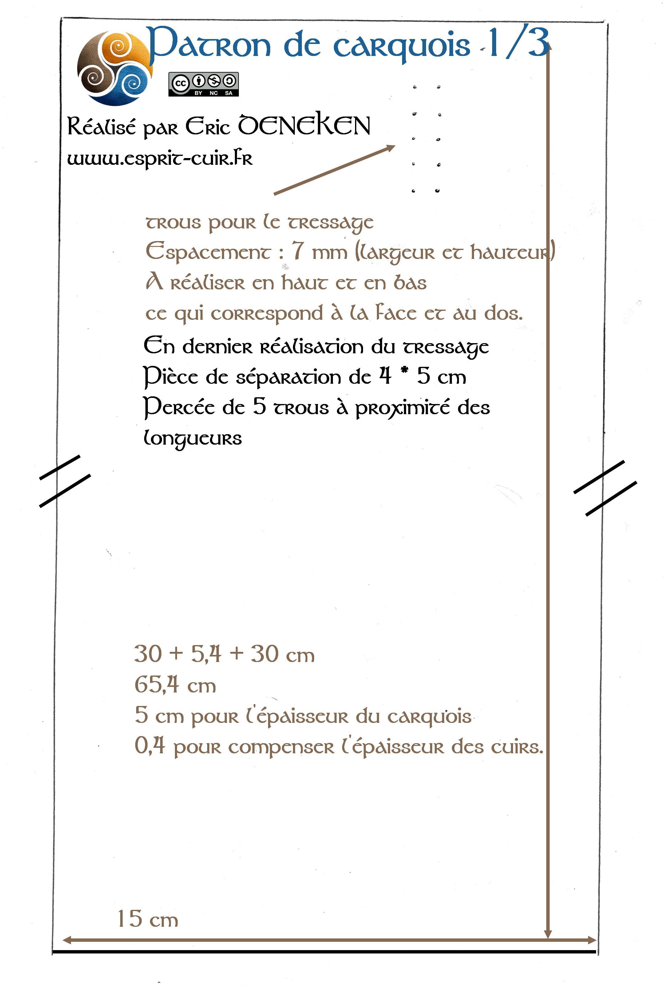 430c71daec1 Patrons pour les objets en cuir - Eden Esprit Cuir - Spécialiste du cuir ...