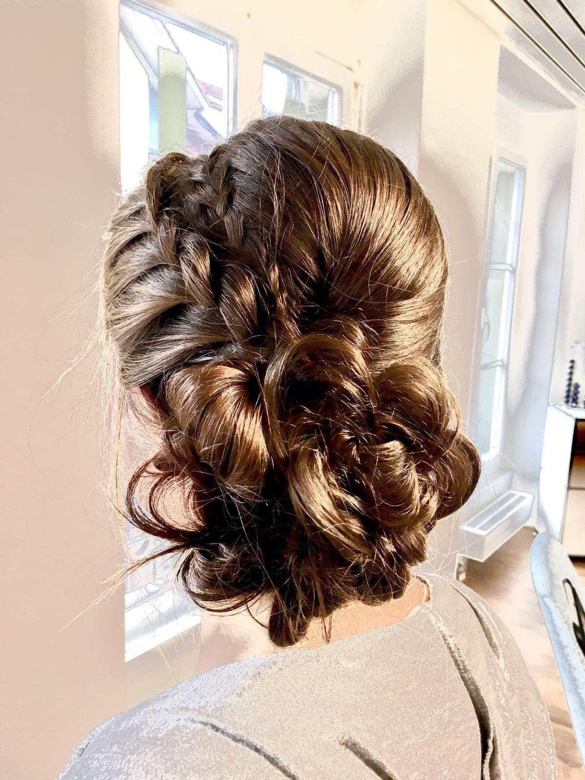 Hochstecken Hochzeit Hairtrends1s Webseite