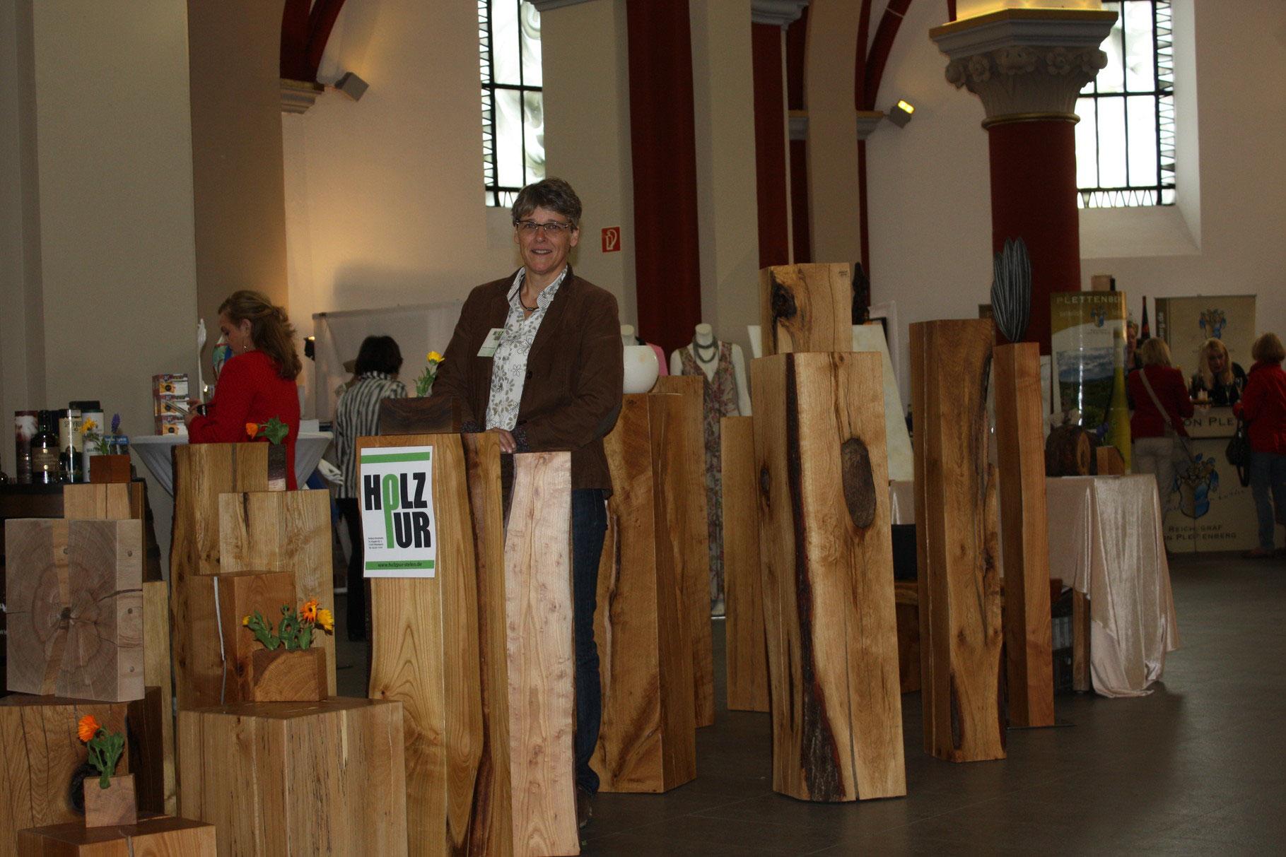 Fotogalerie Holzpur Stelen De Holzstelen Als Wohnidee