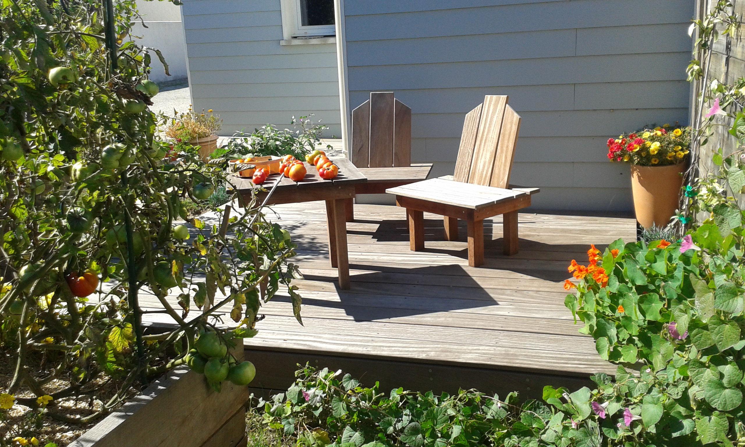 divers jardins paysagiste conseil 17. Black Bedroom Furniture Sets. Home Design Ideas