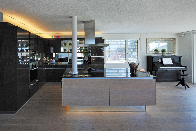 Bodenbelag Küche - PARKETT KÄPPELI, Merenschwand