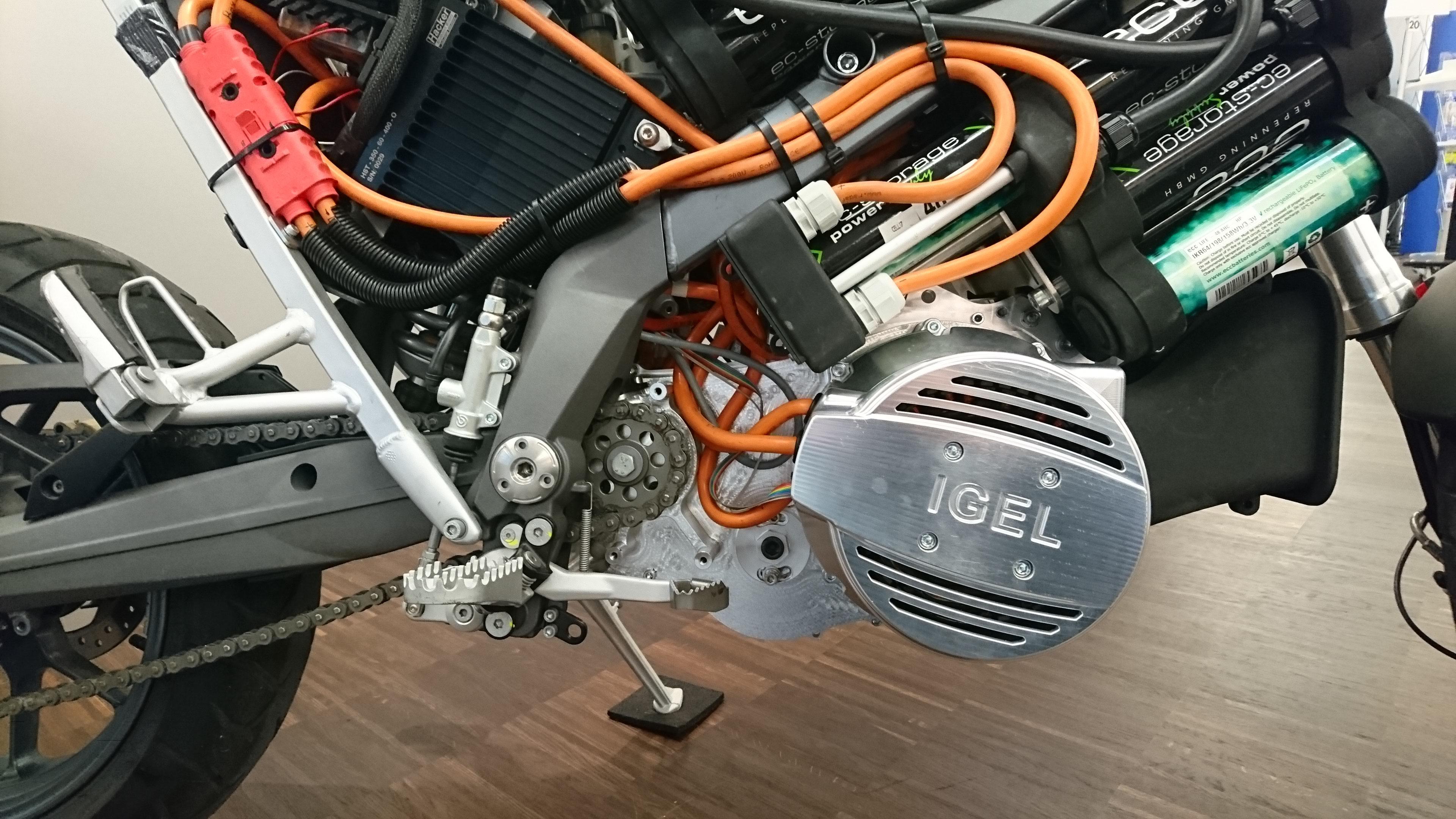 Fantastisch Motorrad Elektrische Verkabelung Ideen - Der ...