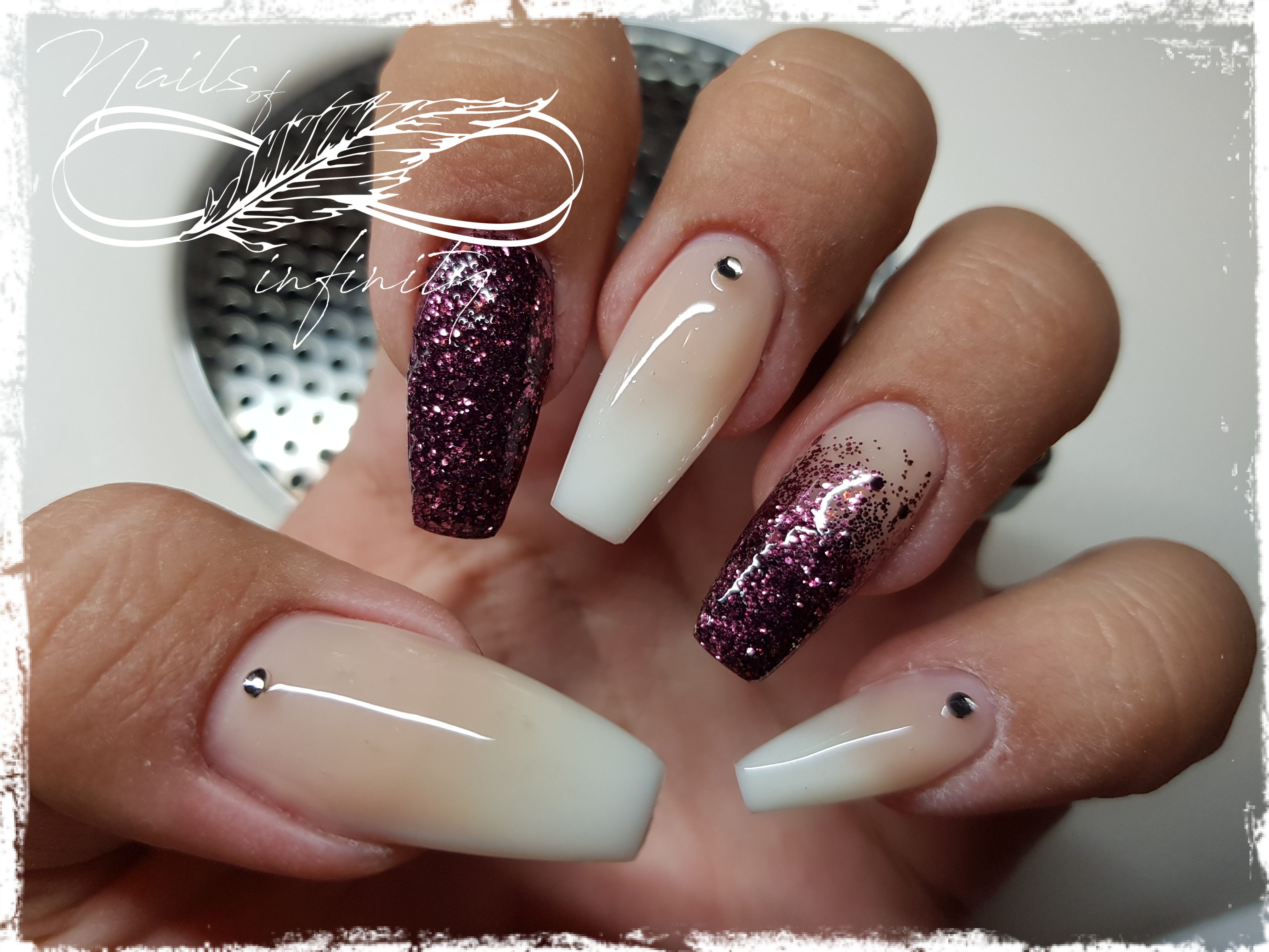 Babyboomer Nails Of Infinity Marina Kreutner