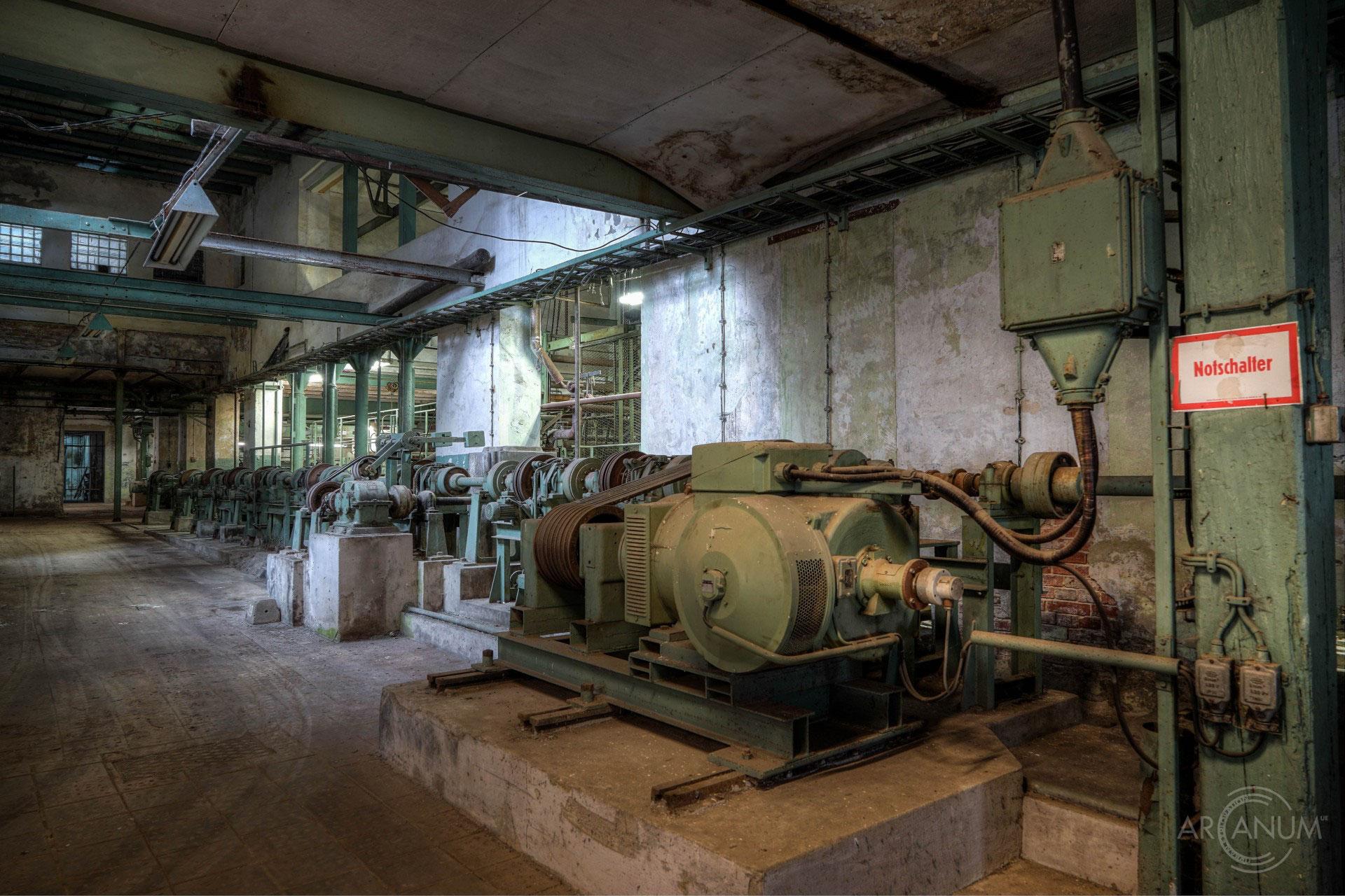Paper Mill Parts : Paper mill h arcanum urbex