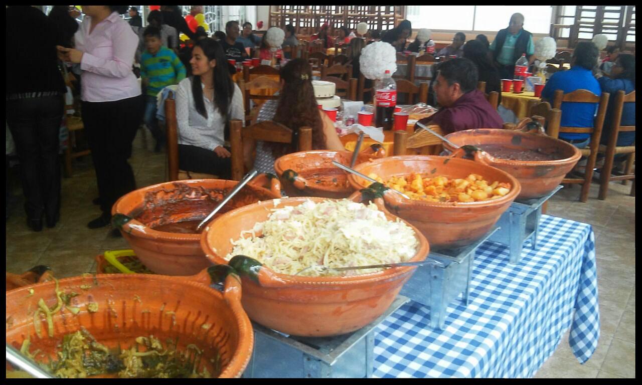 Comida a domicilio las m s ricas comidas para fiestas - Comidas de cumpleanos infantiles ...