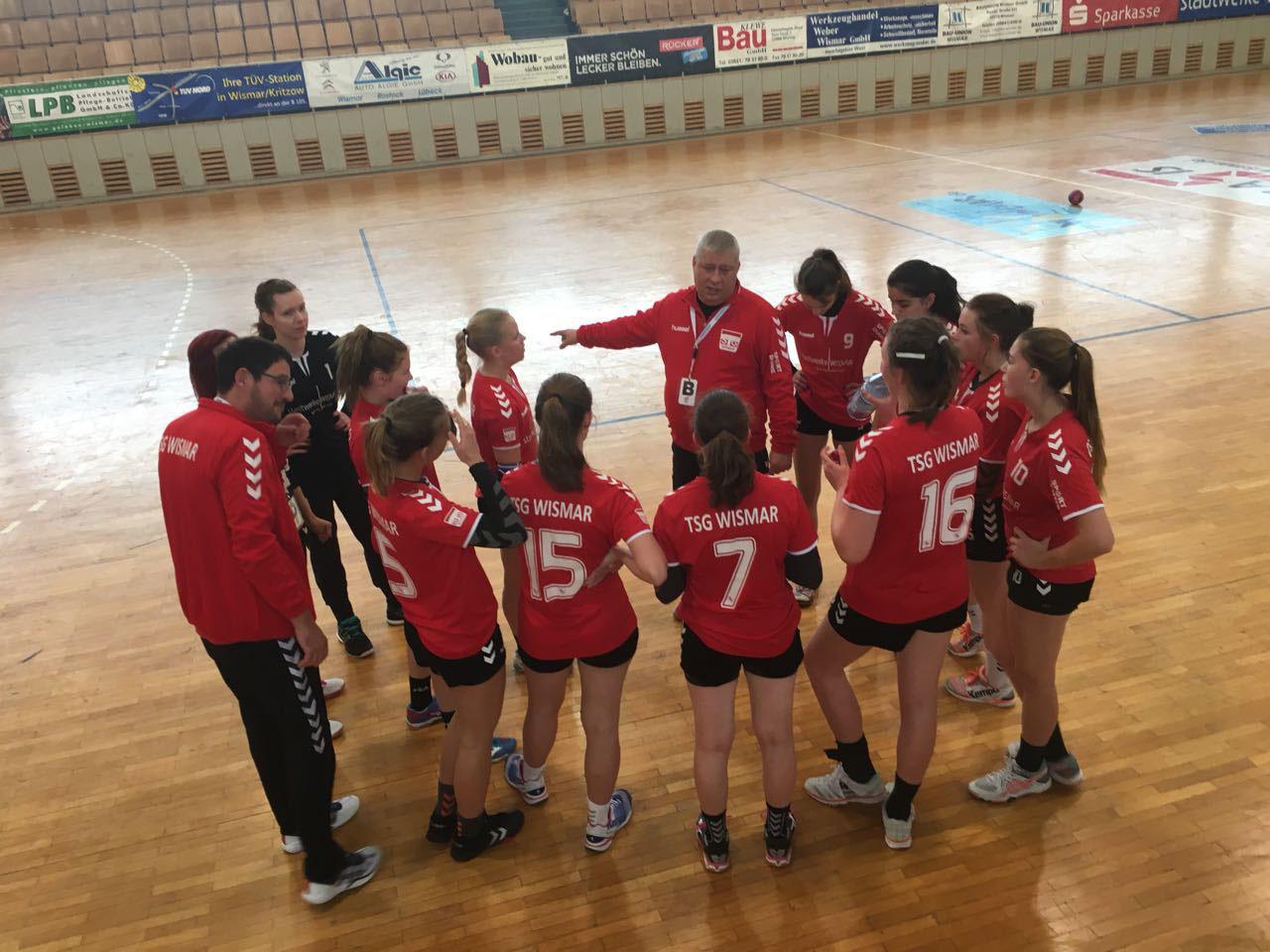 Tsg Wismar Handball