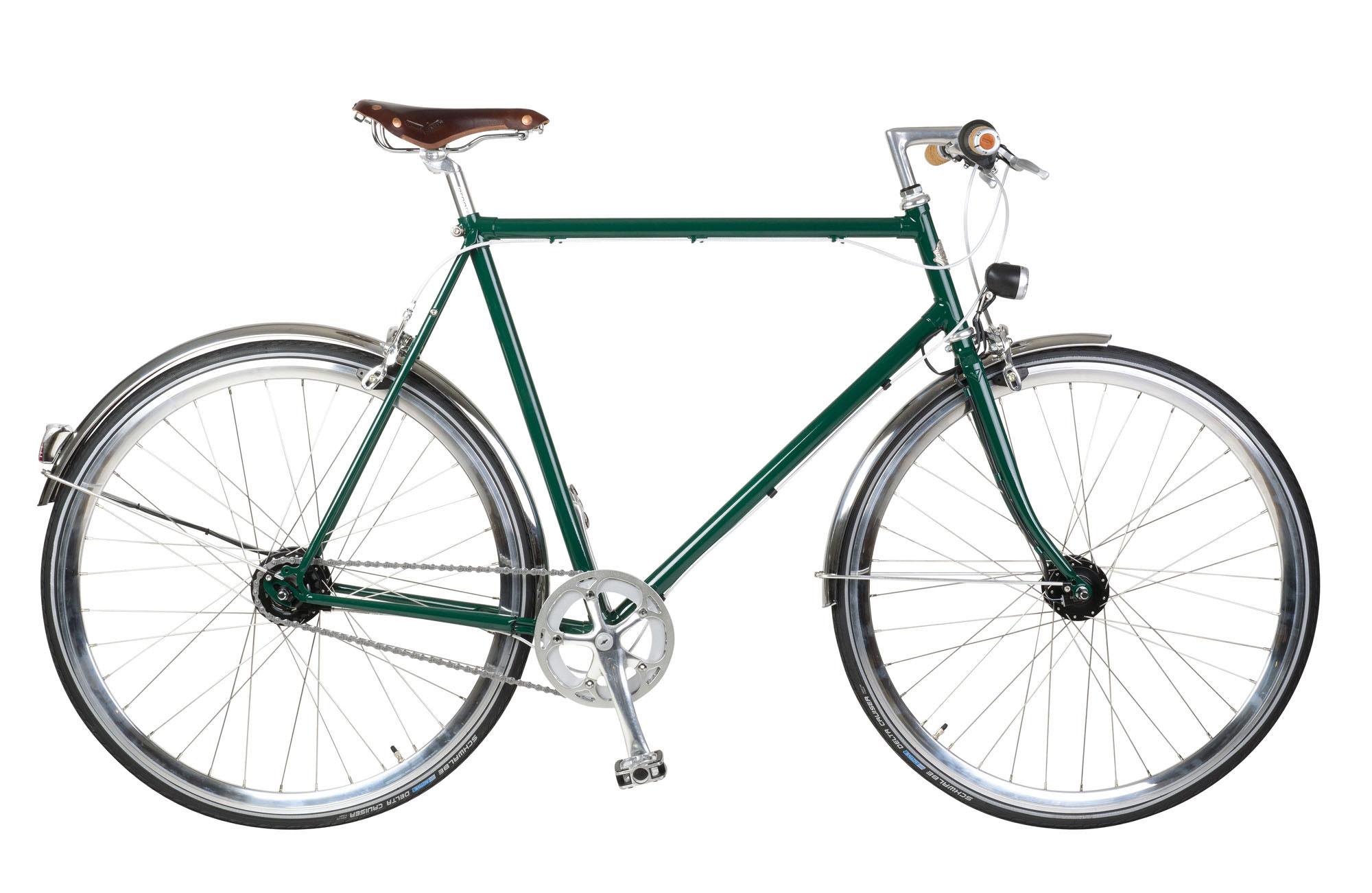 Herrenrad Sport - Klassisches Stahlrahmen Fahrrad handmade in Germany