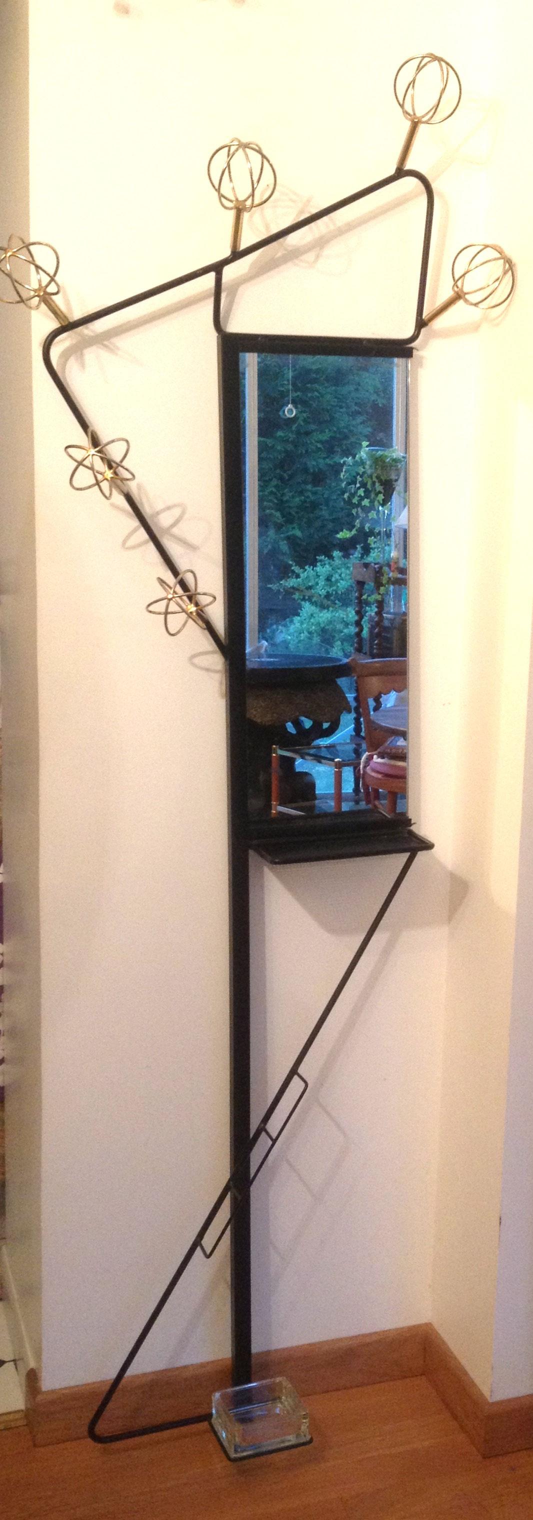 porte manteaux roger feraud ann es 50 galat e galerie. Black Bedroom Furniture Sets. Home Design Ideas