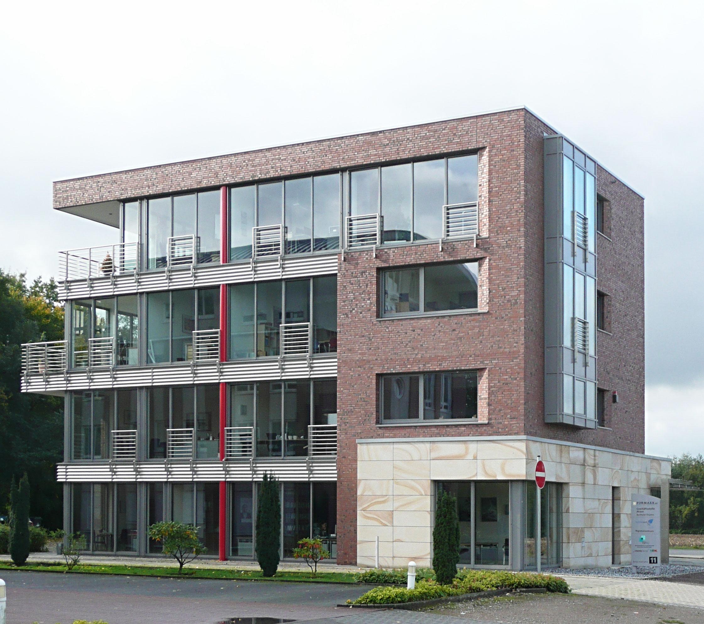 Bürogebäude In Ahaus Lammers