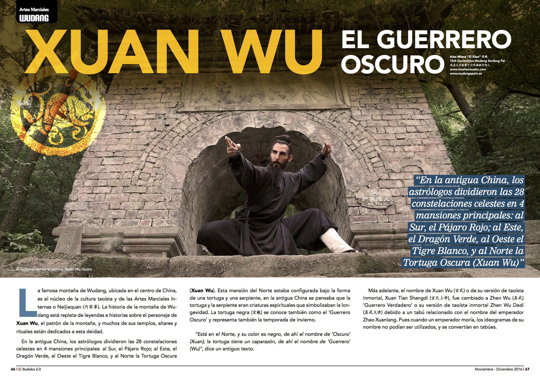Xuan Wu - Wudang Internal Arts
