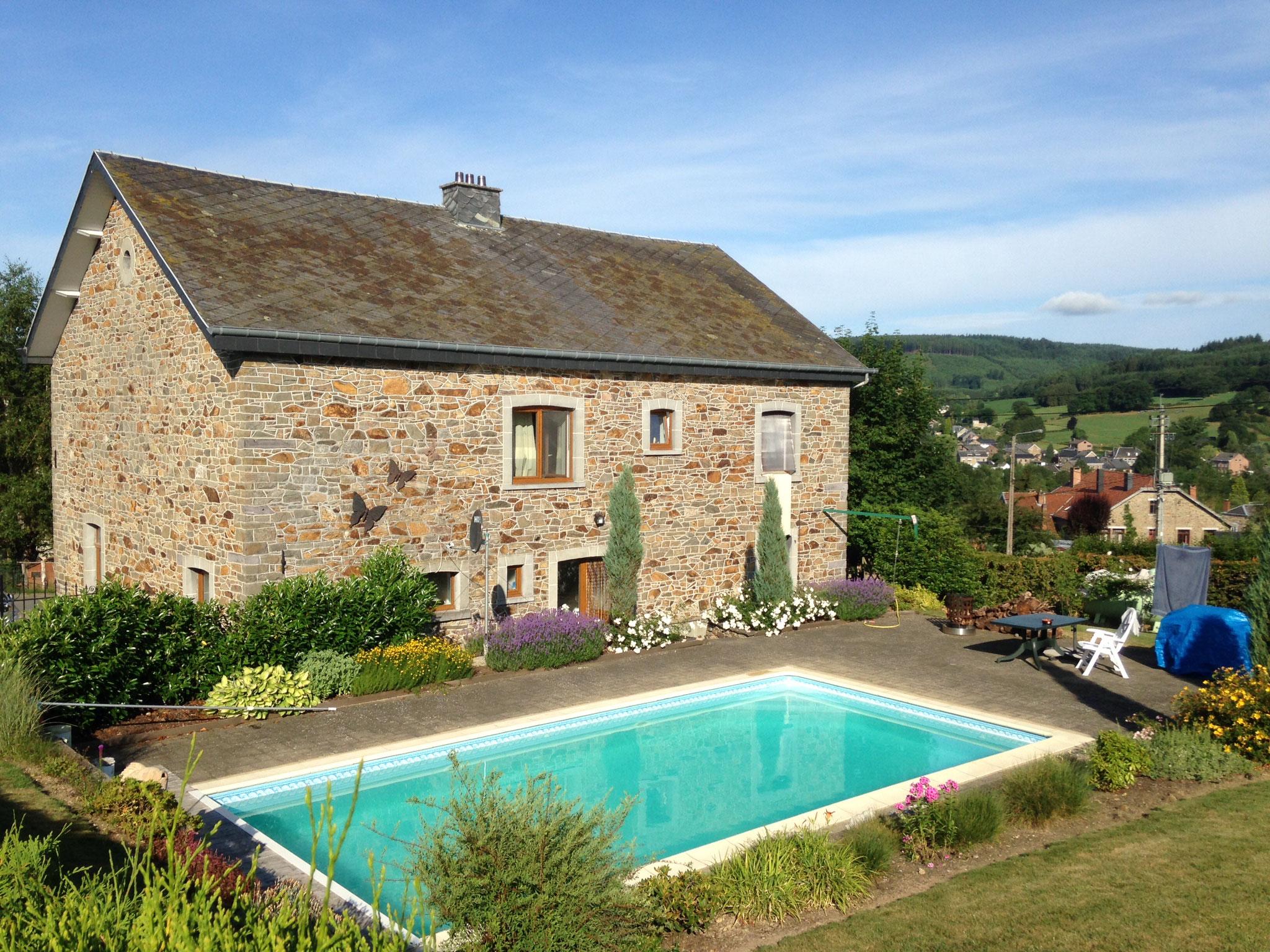 Sitemap de website van fermette halleux for Huis te koop luxemburg
