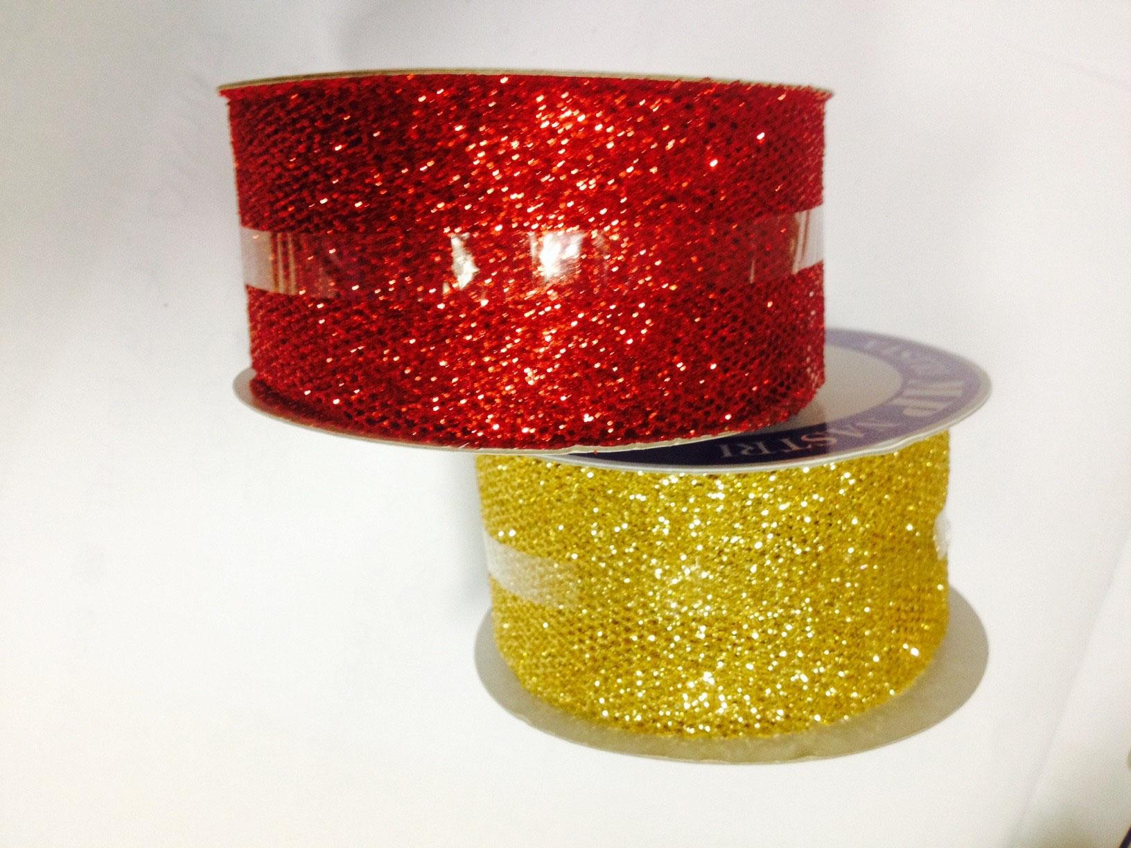 Nastri natalizi e confezioni carta cartone monouso scatole e sacchetti nuova bertone e - Nastri decorativi natalizi ...