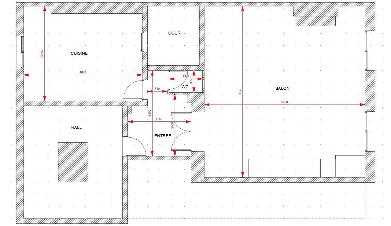 3d et plans bombardier et cie r novation d 39 appartements maisons lofts. Black Bedroom Furniture Sets. Home Design Ideas