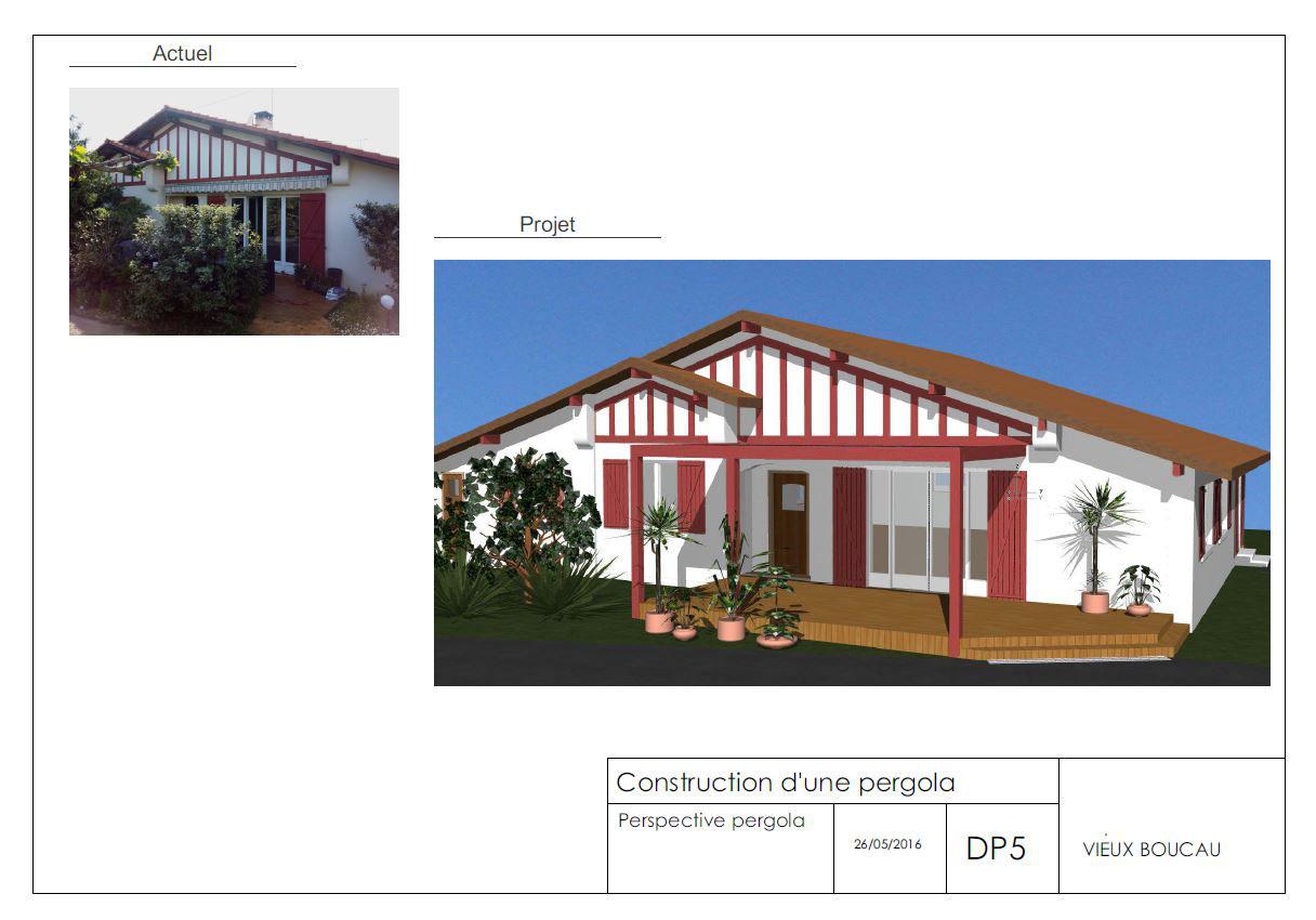 galerie c2 plans permis construire d claration travaux. Black Bedroom Furniture Sets. Home Design Ideas