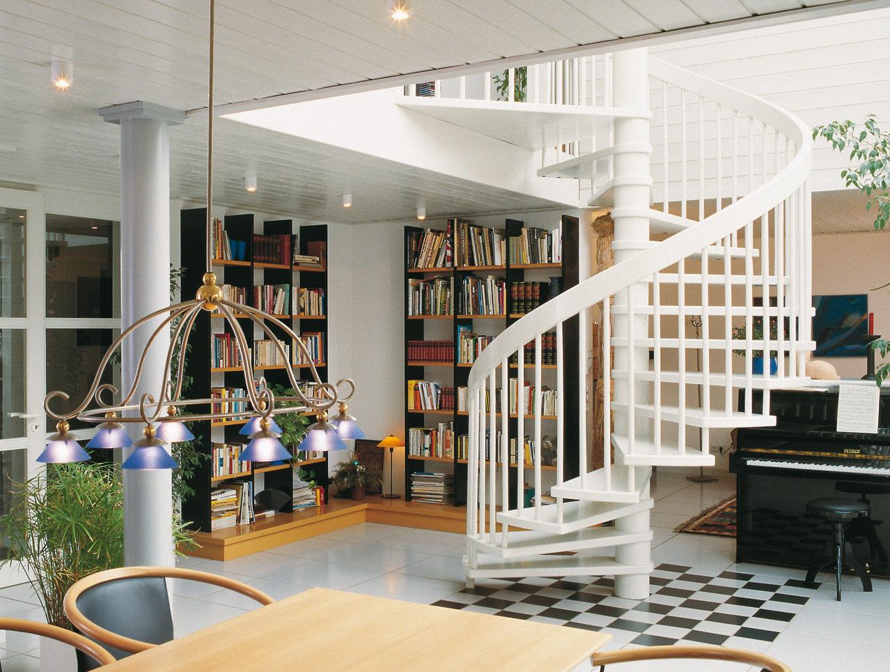 spindeltreppen bucher treppen das original. Black Bedroom Furniture Sets. Home Design Ideas