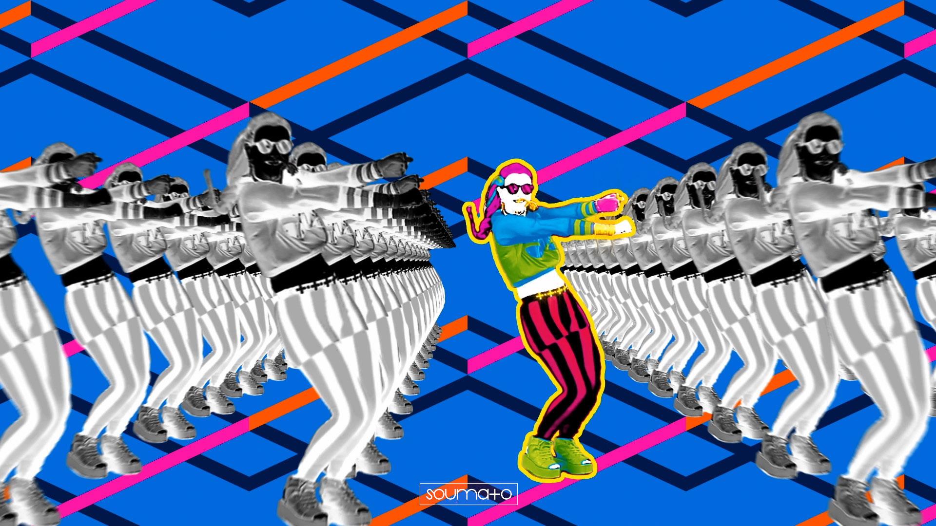 JUST DANCE - GAME - David De Sousa / Motion Designer +