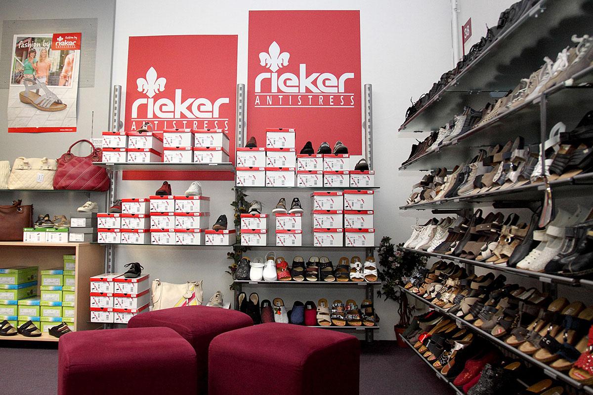 Rieker Shop Schuh+Sport SB in Haslach
