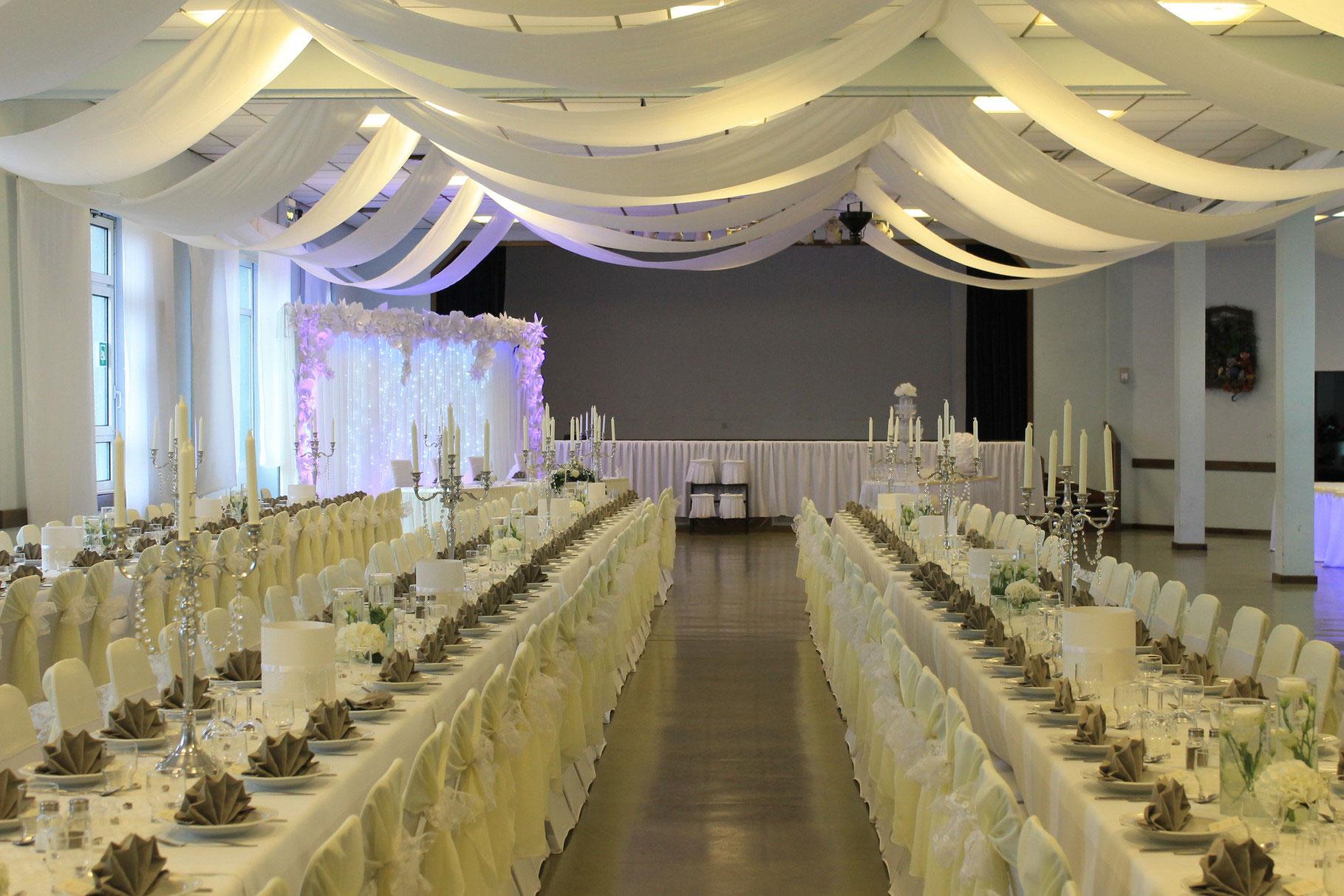 Decken dekoration wir gestalten momente - Decken dekoration ...