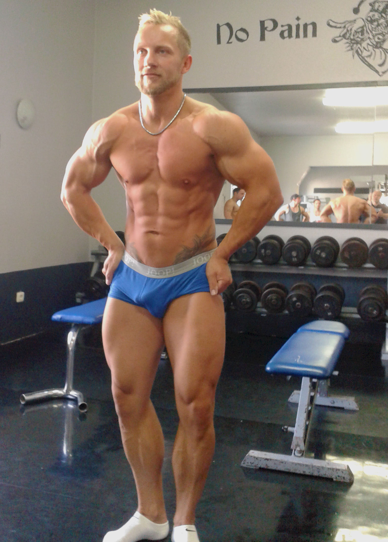 bodybuilder kennenlernen