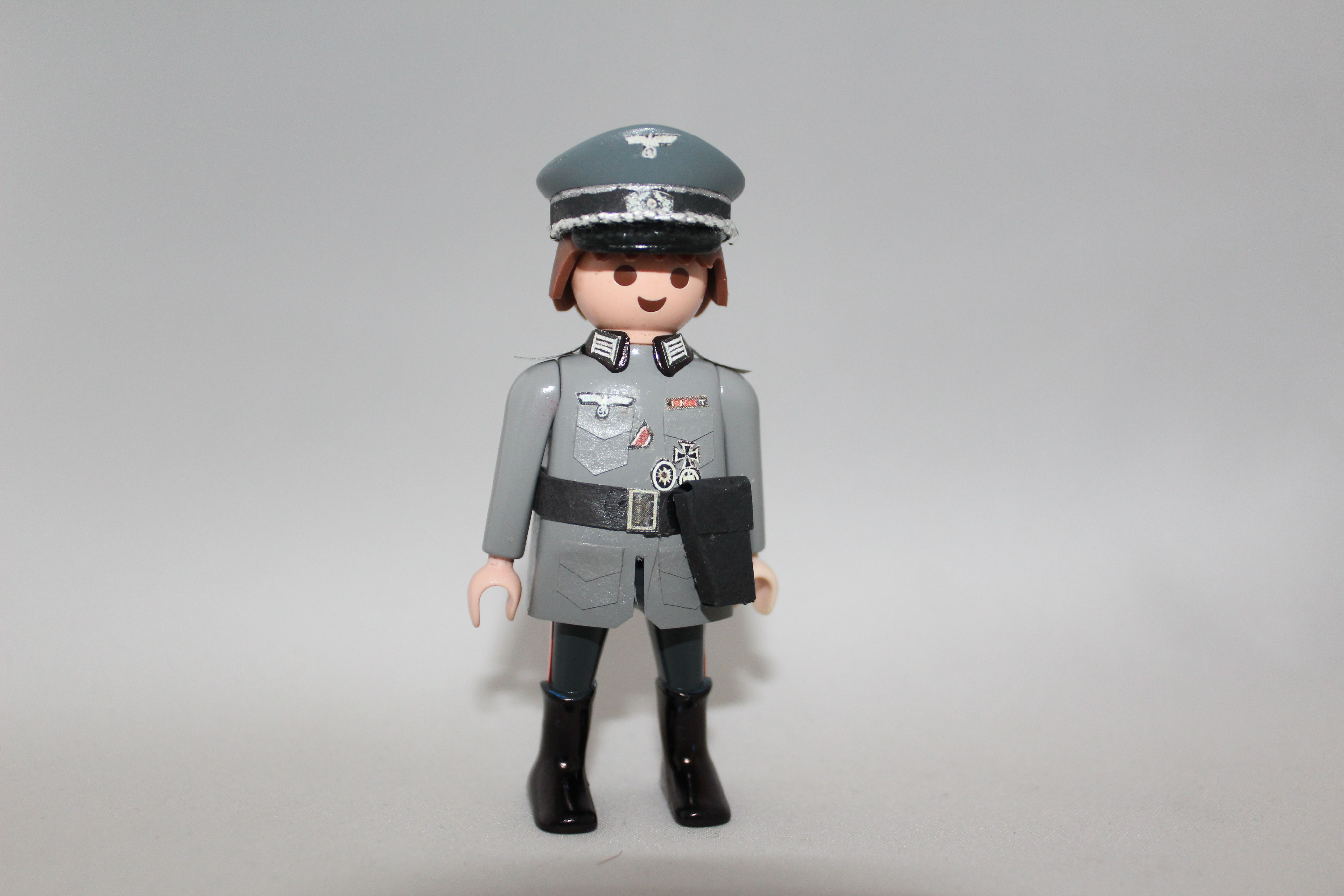 Custom Soldiers Out Of Playmobil Ww2custombrickmodels