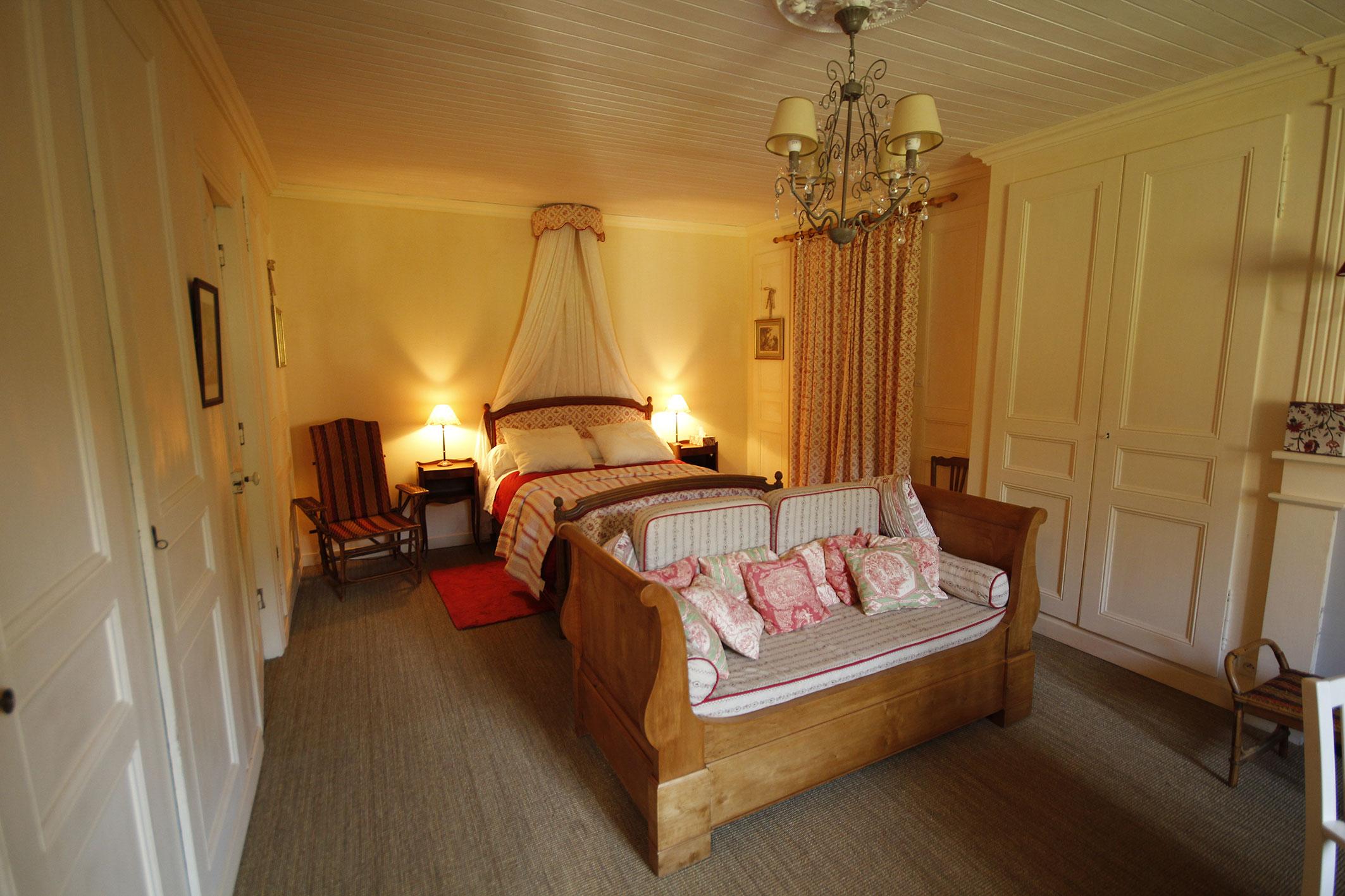 Suites et chambres d 39 h tes dans nature pr serv e entre - Chambres d hotes reims et environs ...