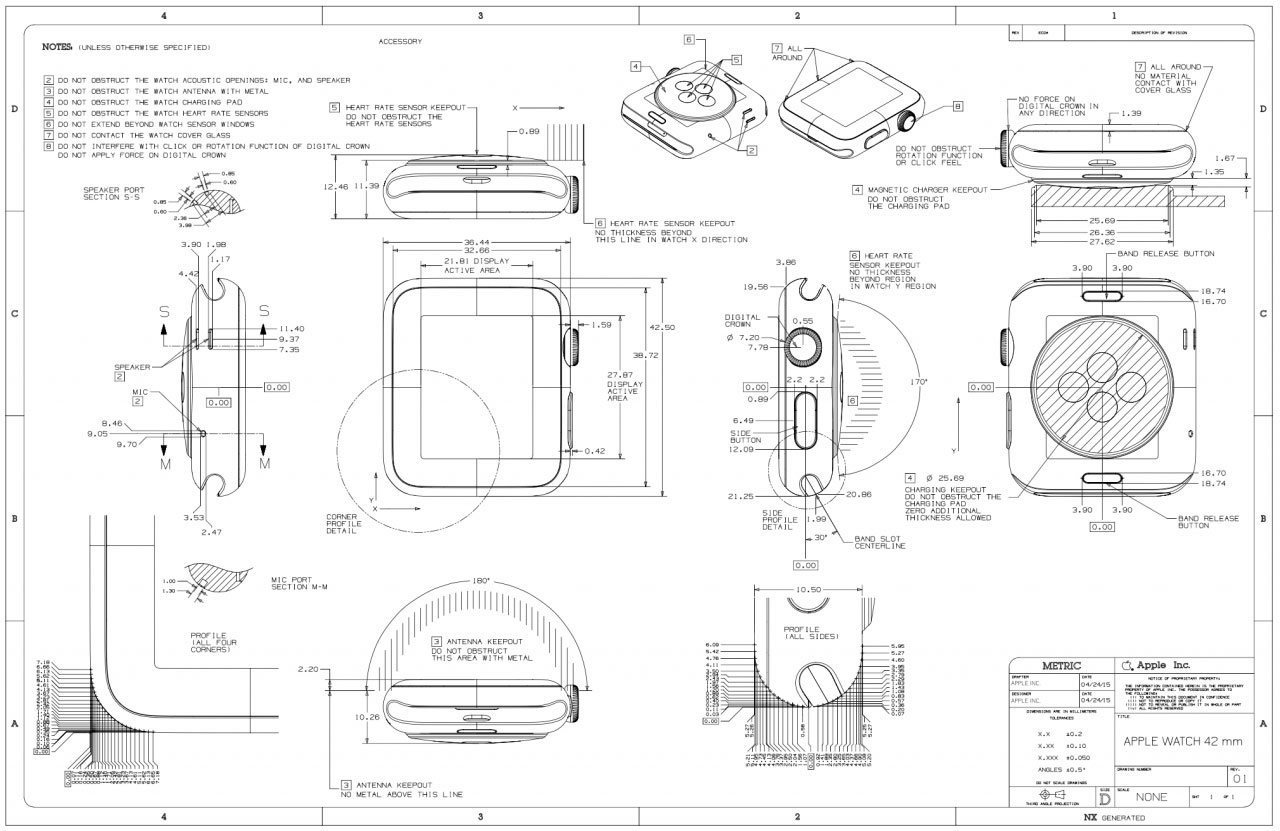 iPhone & iPad SCHEMATICS - Free Manuals