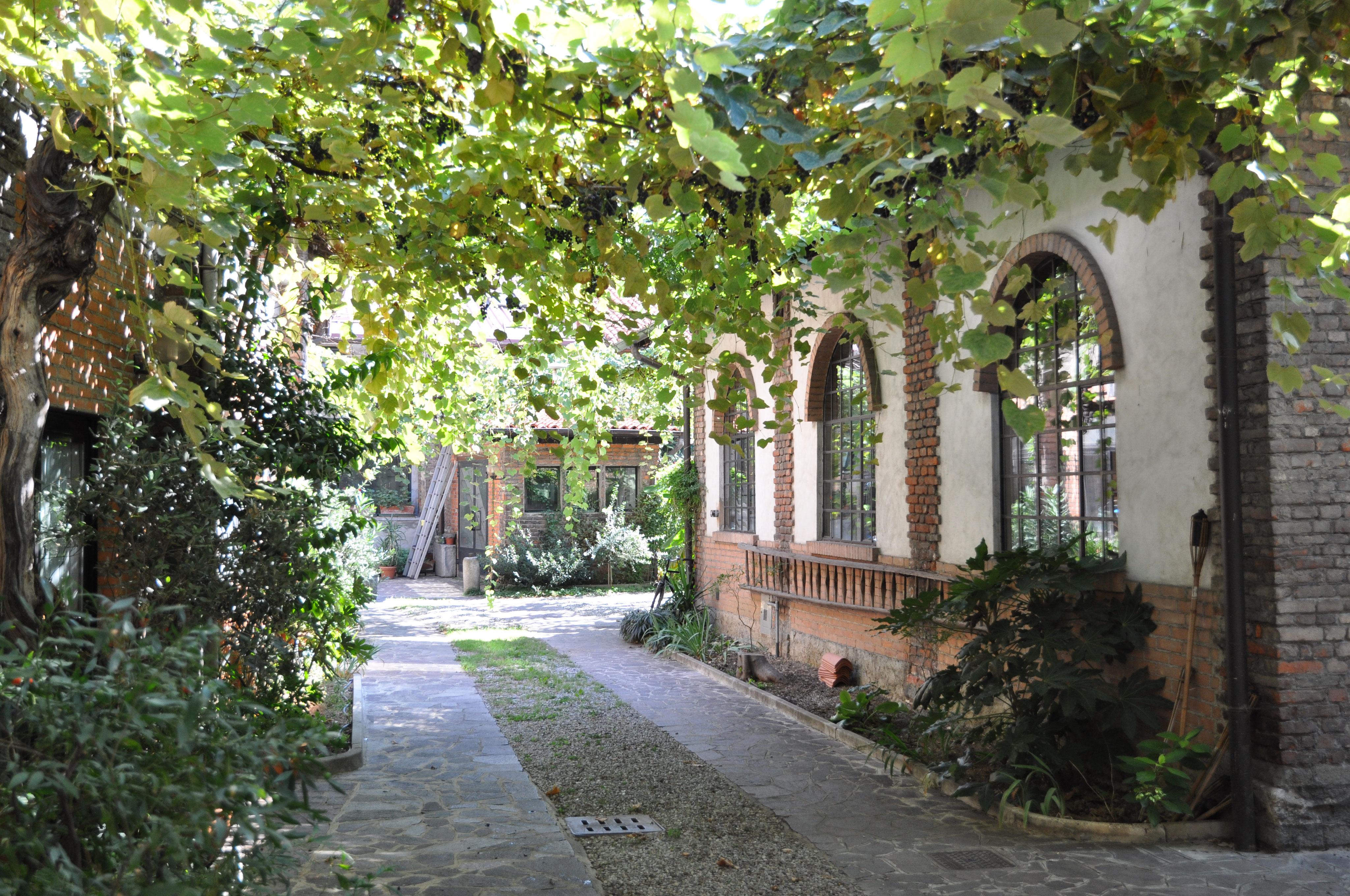 Il quartiere della scultura milanoguida visite guidate for Corso arredatore d interni milano