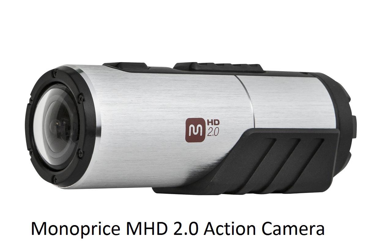 Technical characteristics and user manual - sport camera