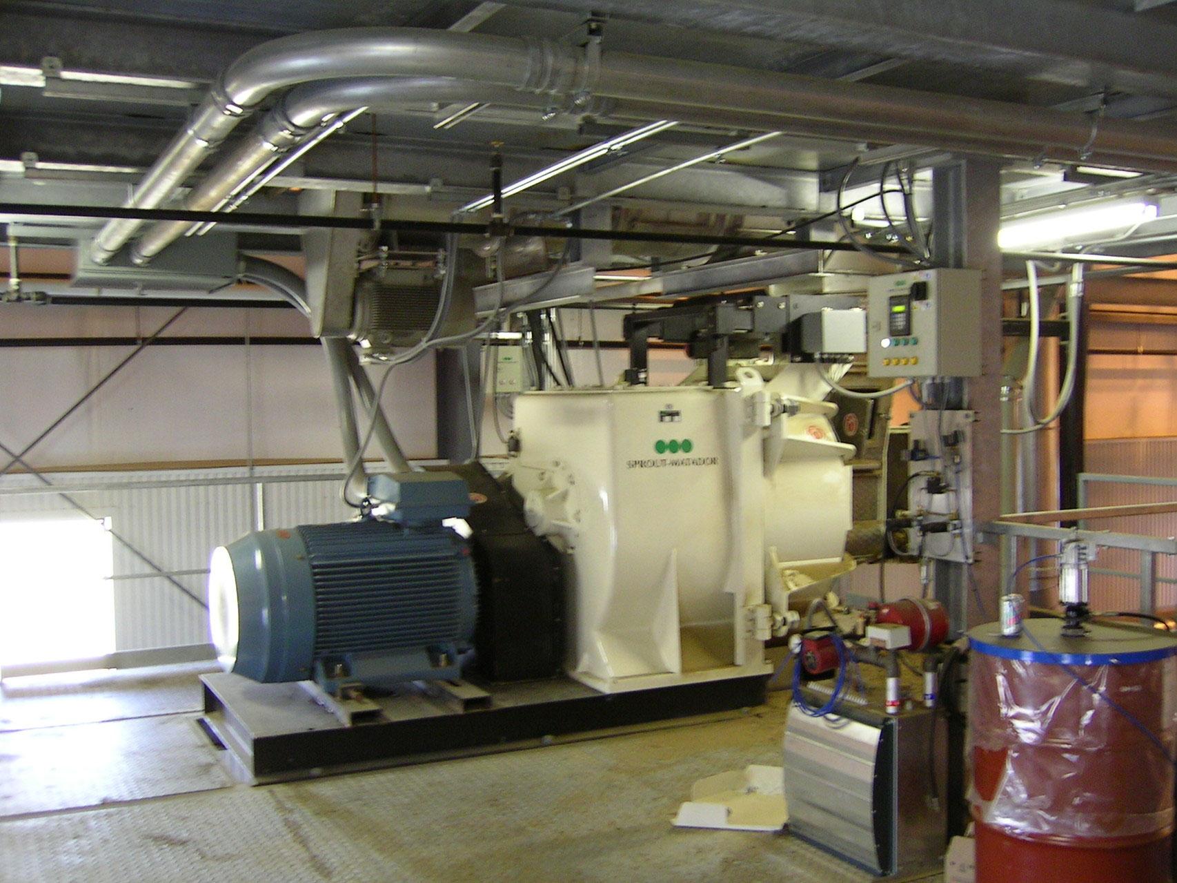 Streufexproduktionsanlage north carolina usa ghs for Nc elektrotechnik
