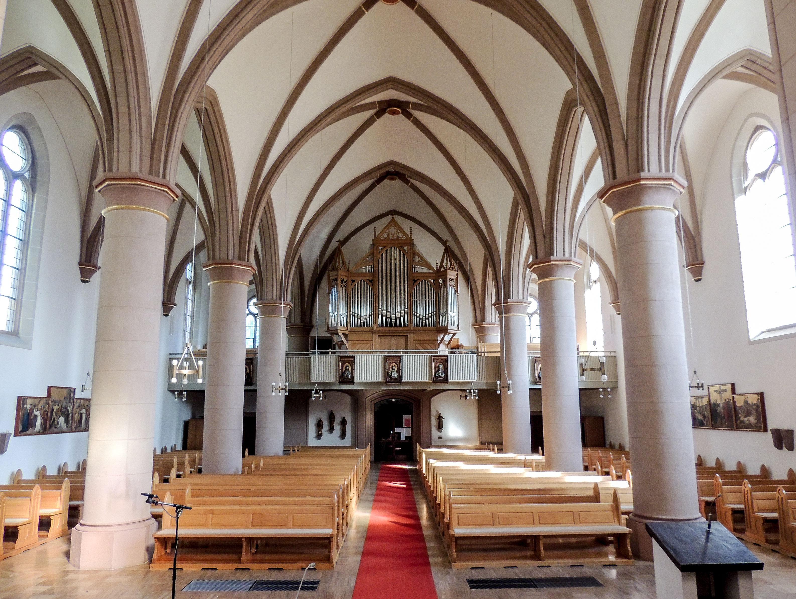 Kath. Pfarramt St. Maria Magdalena ,37327 Leinefelde