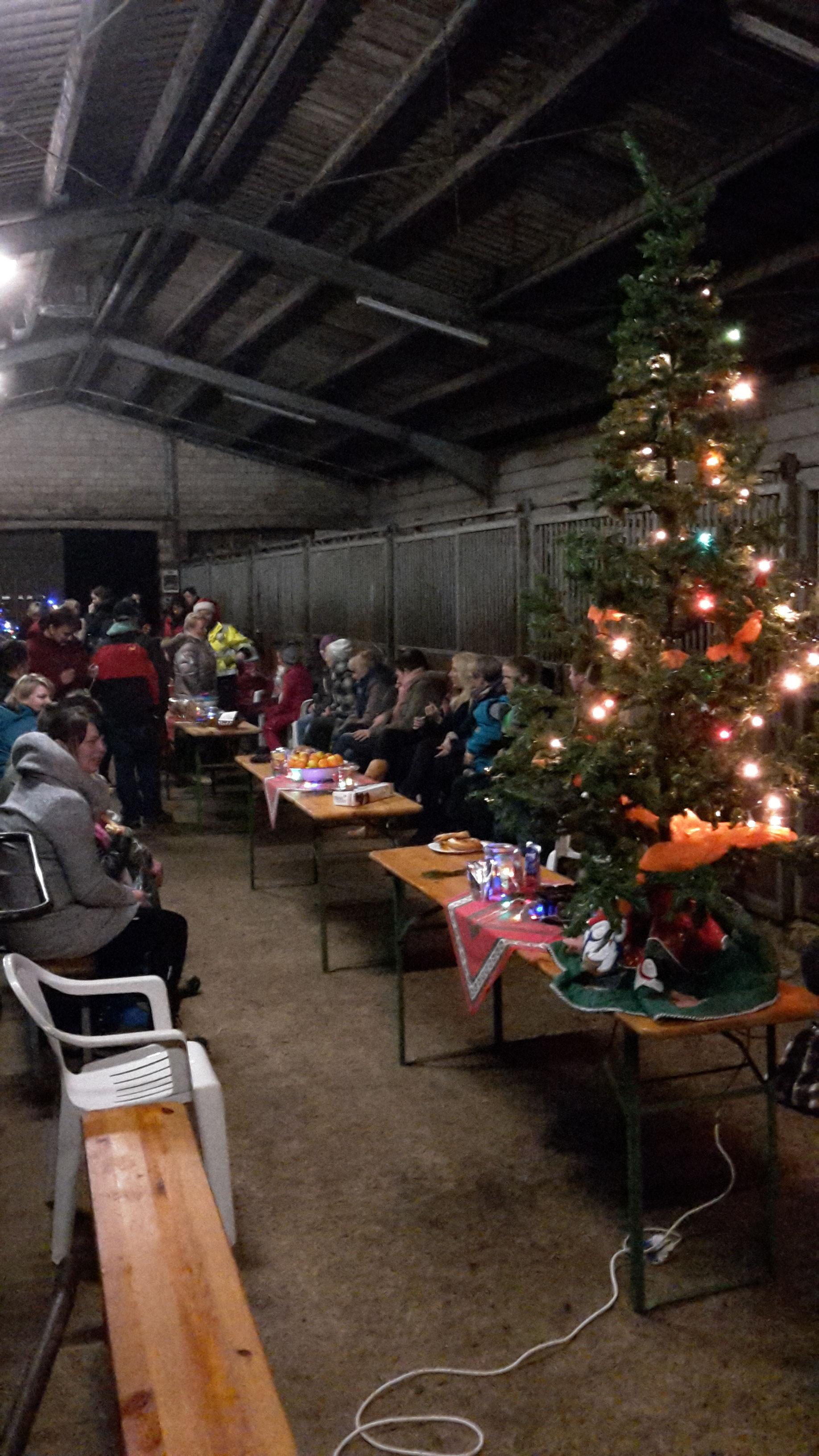 Stall Weihnachten